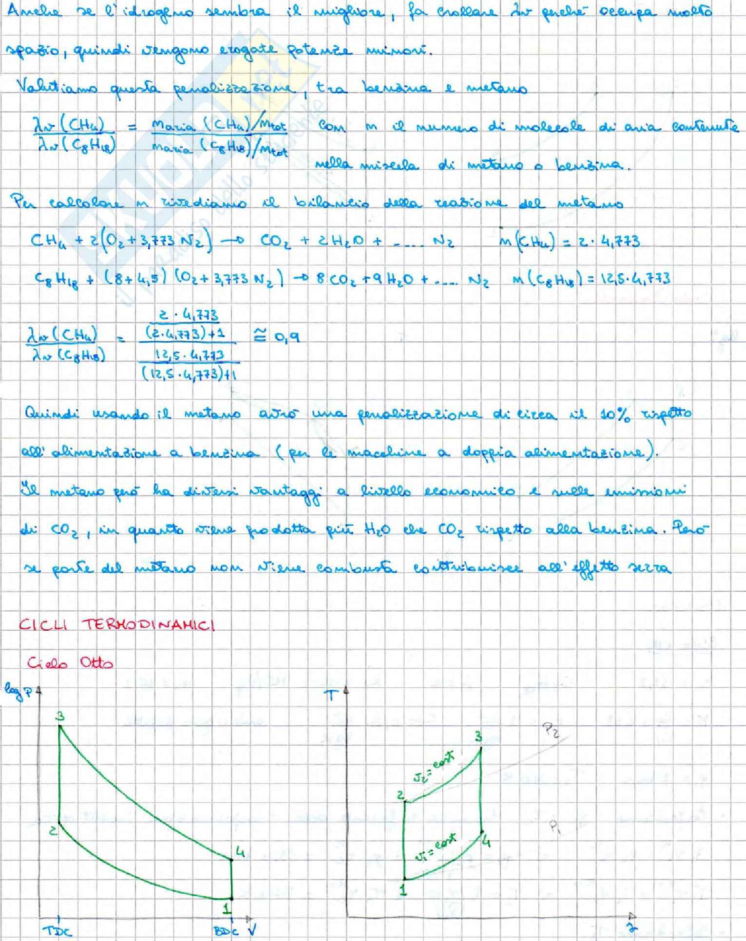Motori a Combustione Interna - Appunti parte 1 Pag. 11