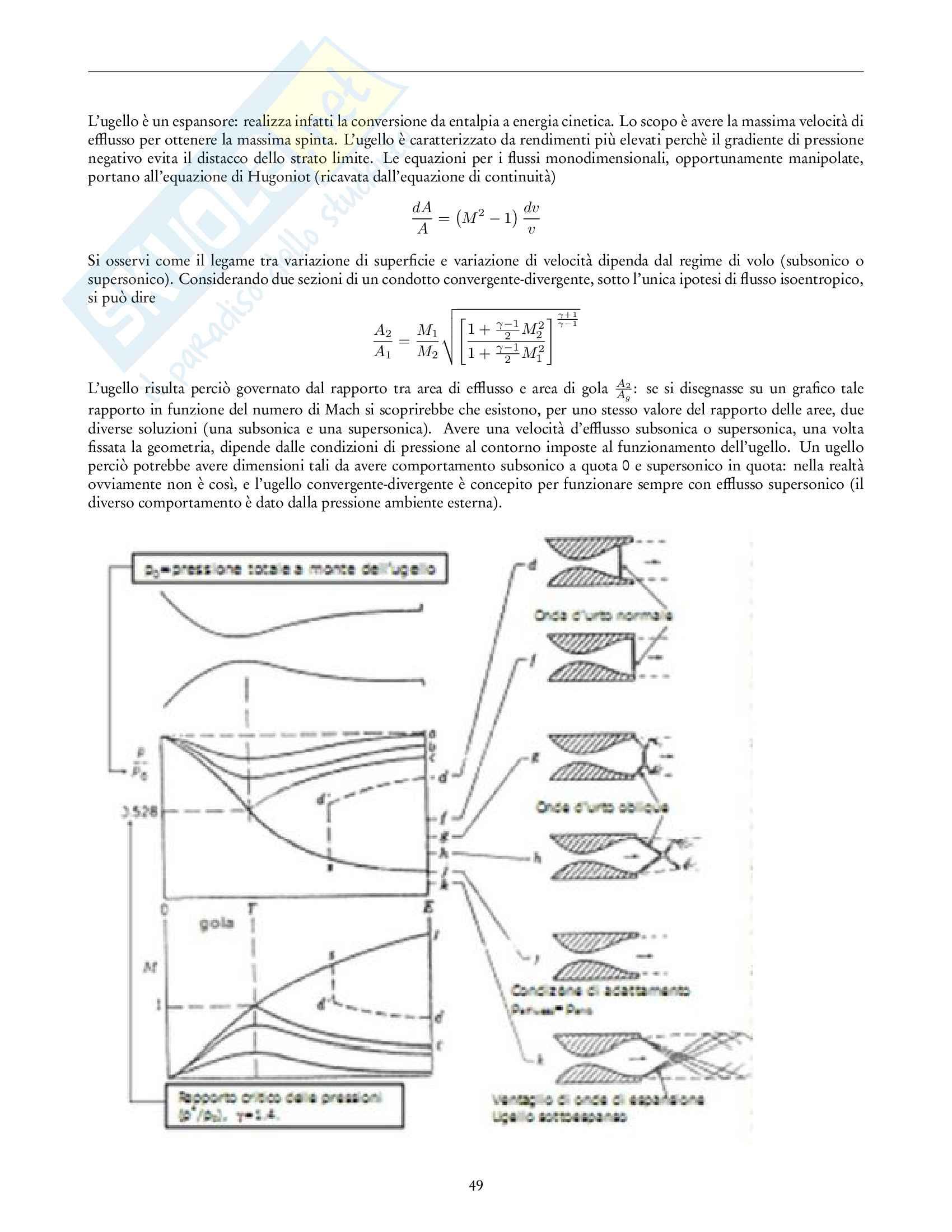 Appunti di Propulsione Aerospaziale Pag. 51