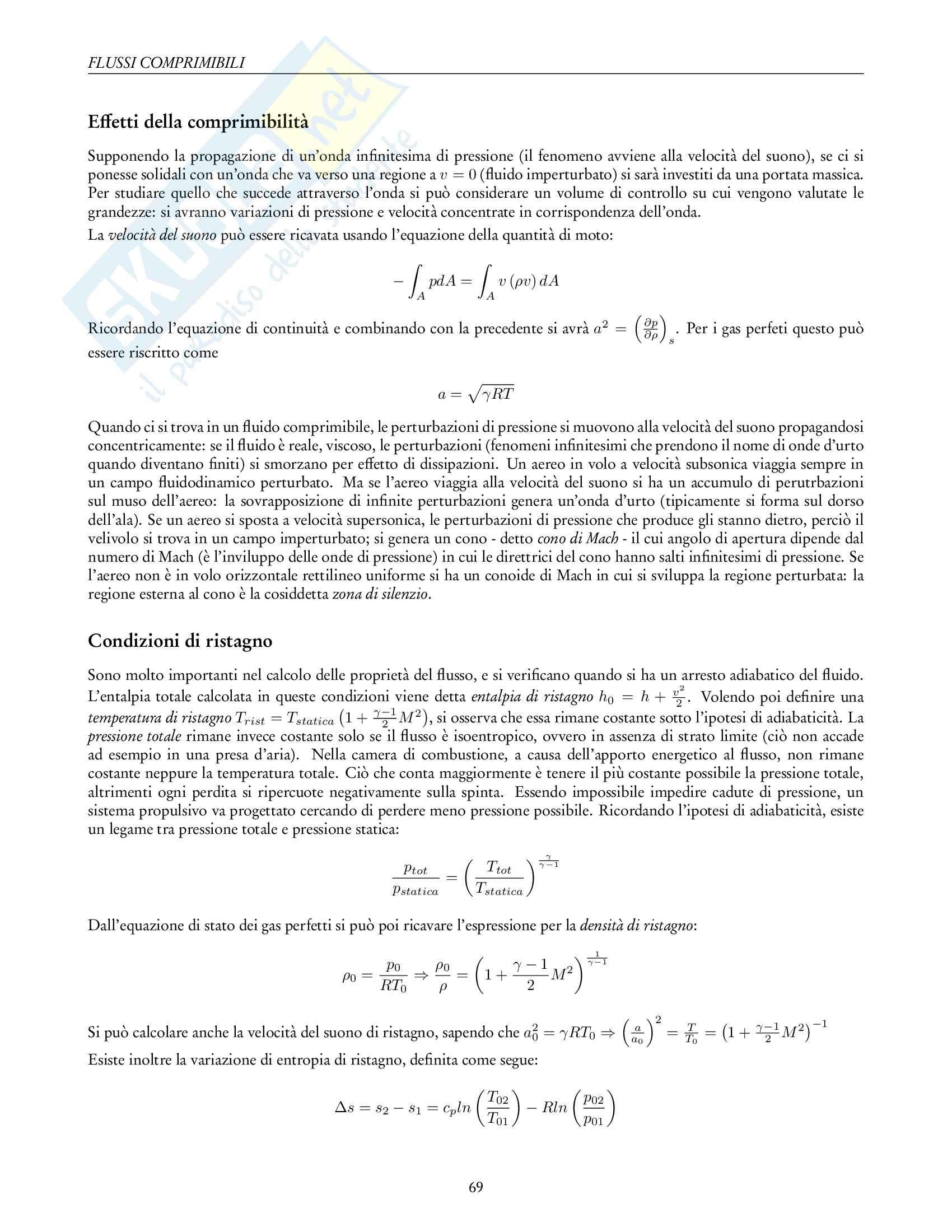 Appunti di Propulsione Aerospaziale Pag. 71