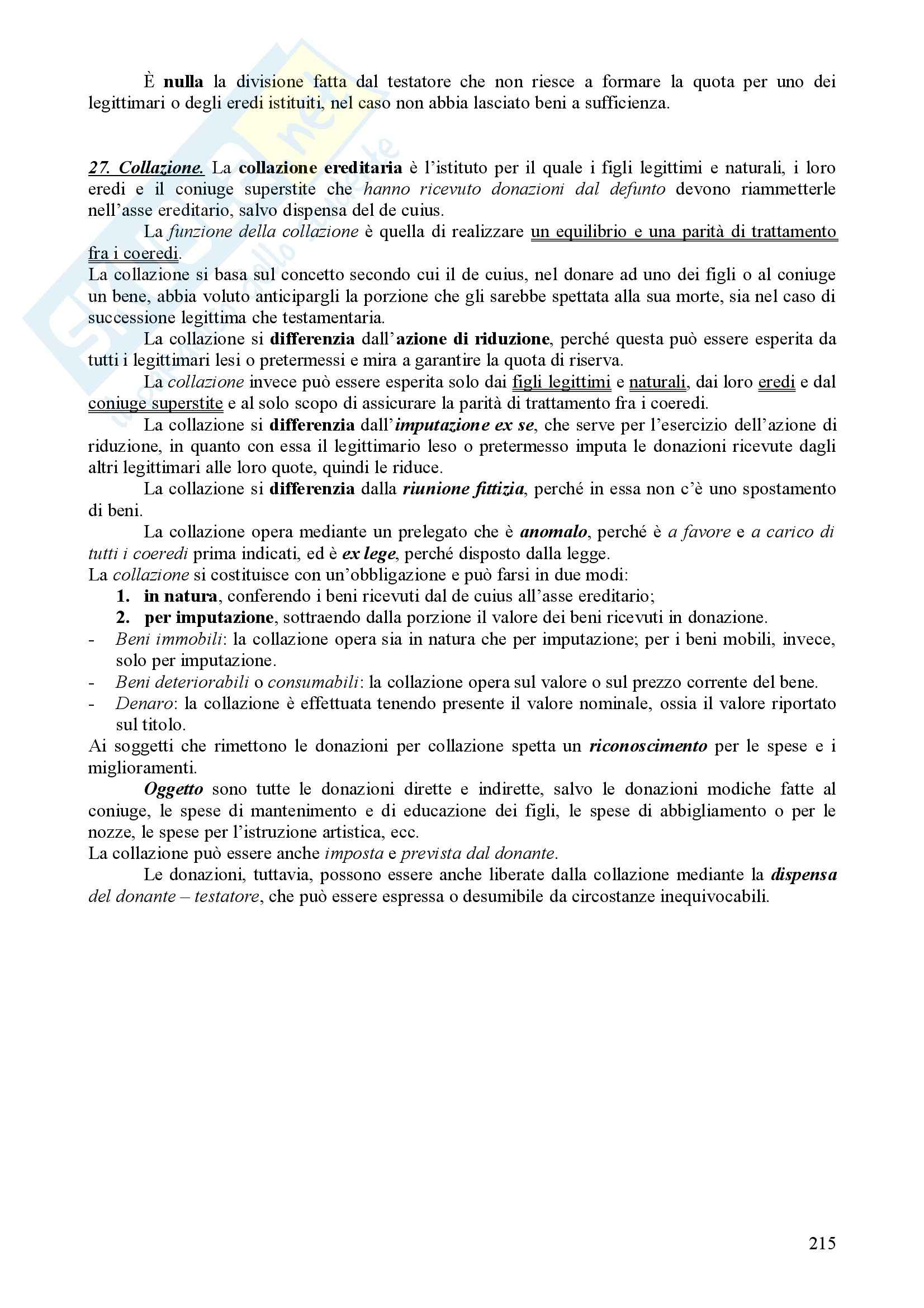 Diritto Civile - Perlingieri – Parte ottava – Riassunto esame Pag. 16