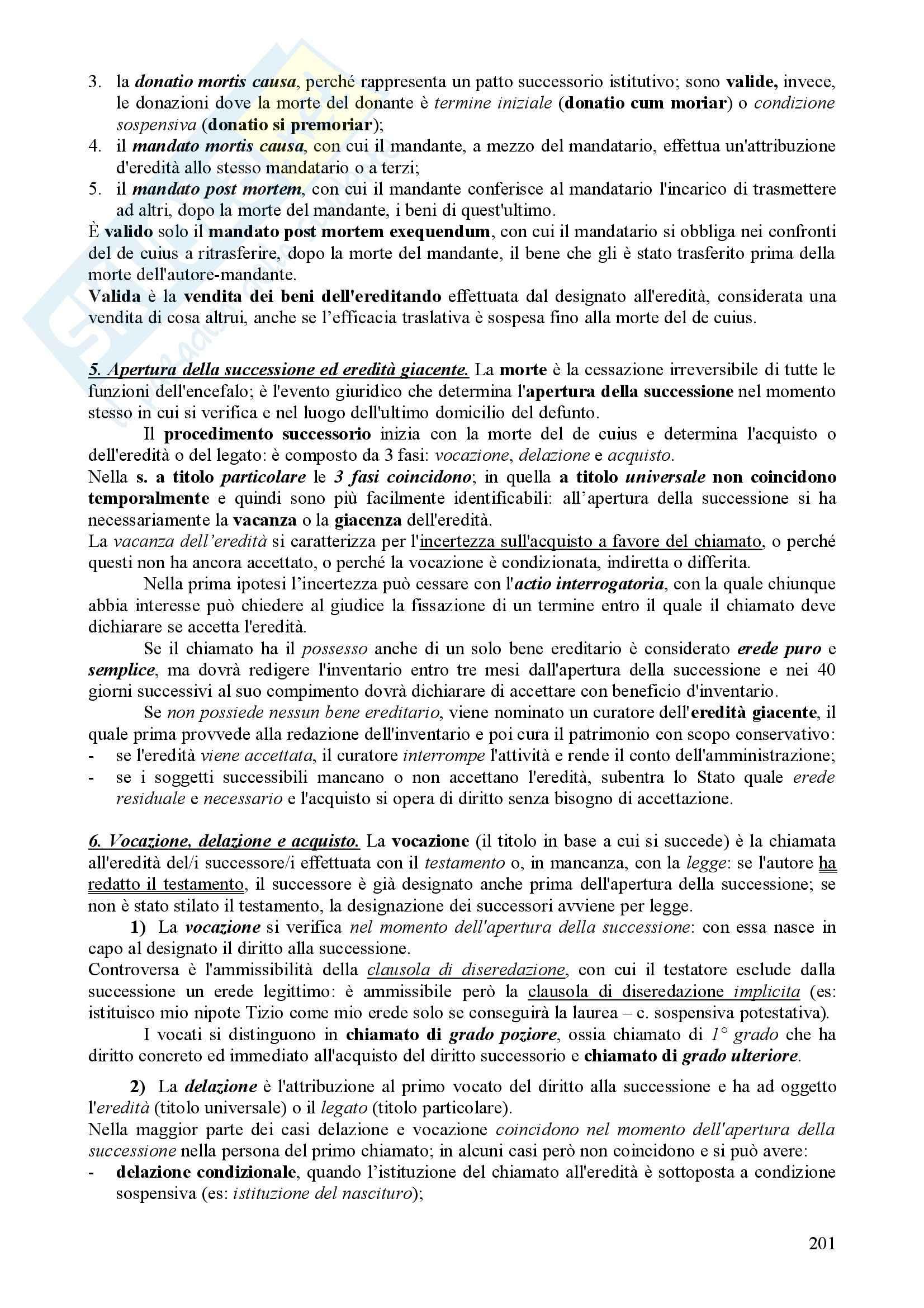Diritto Civile - Perlingieri – Parte ottava – Riassunto esame Pag. 2