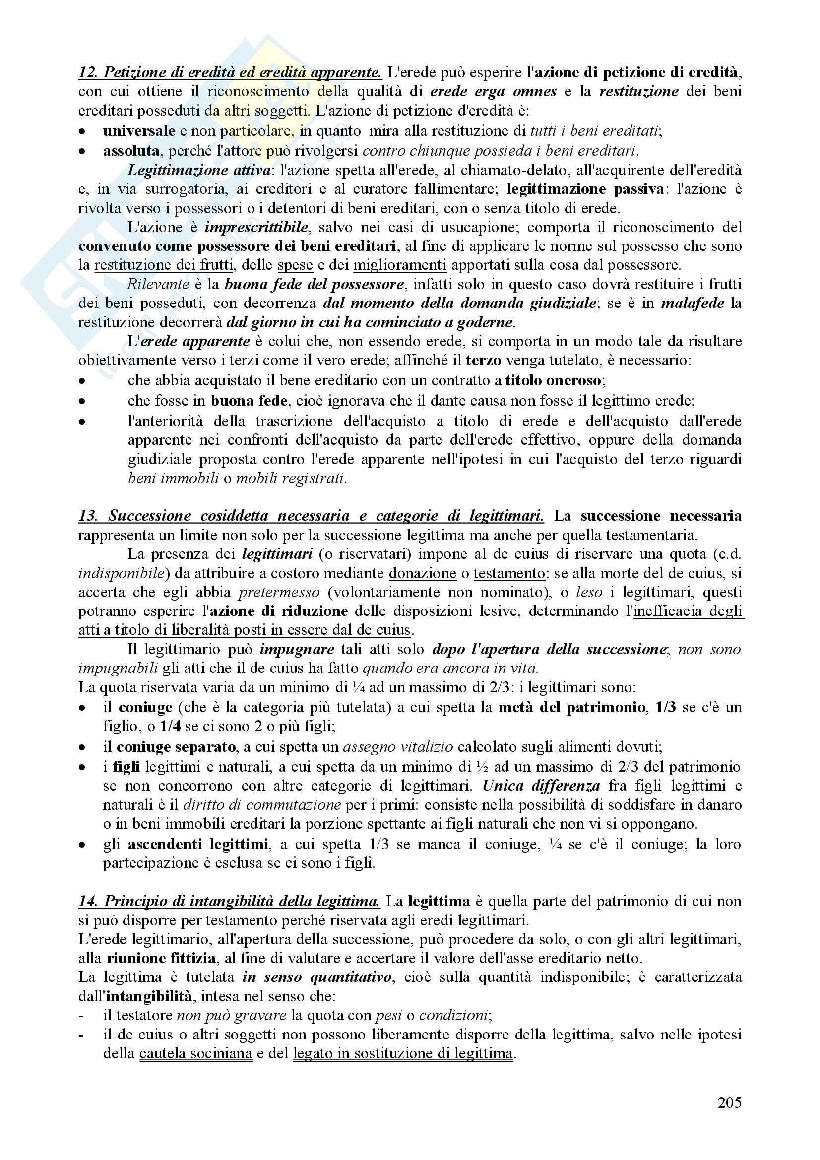 Diritto Civile - Perlingieri – Parte ottava – Riassunto esame Pag. 6