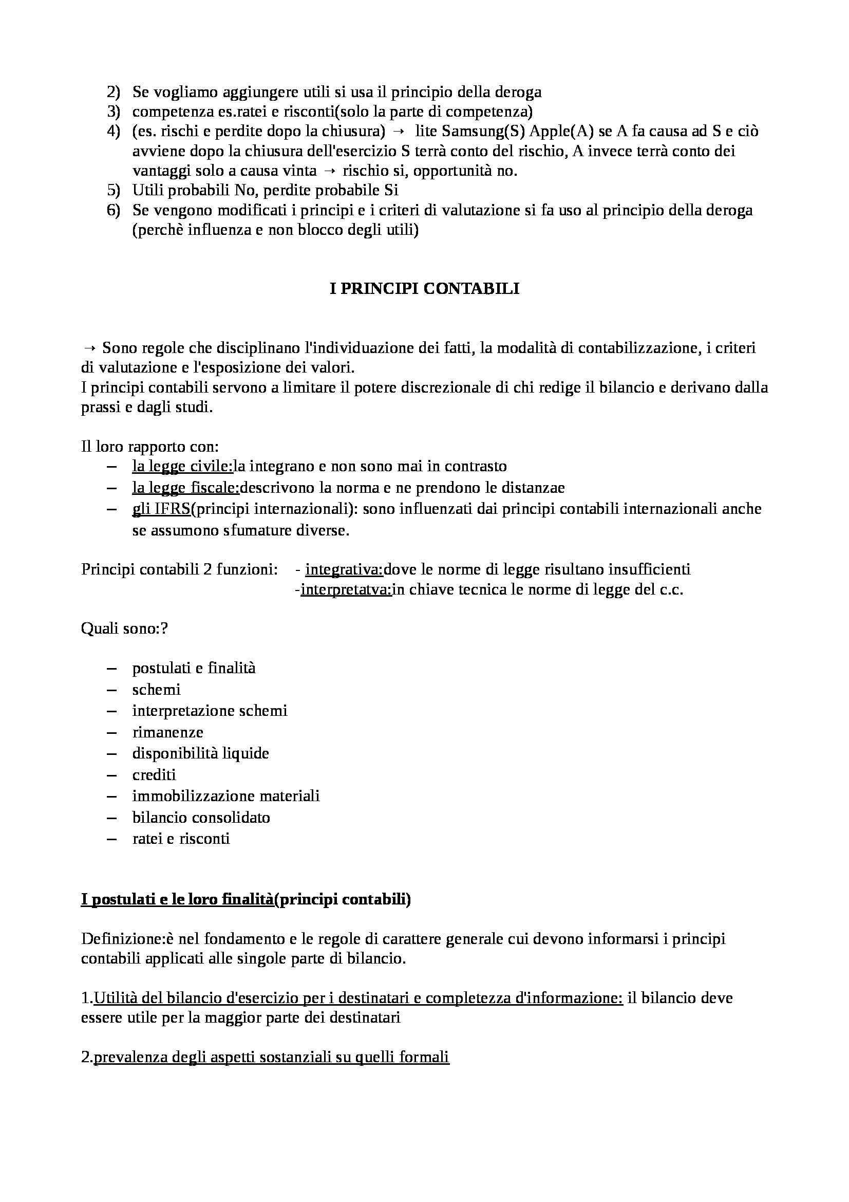 Metodologie e determinazioni quantitative d'azienda Golia Cattolica - Appunti Pag. 2