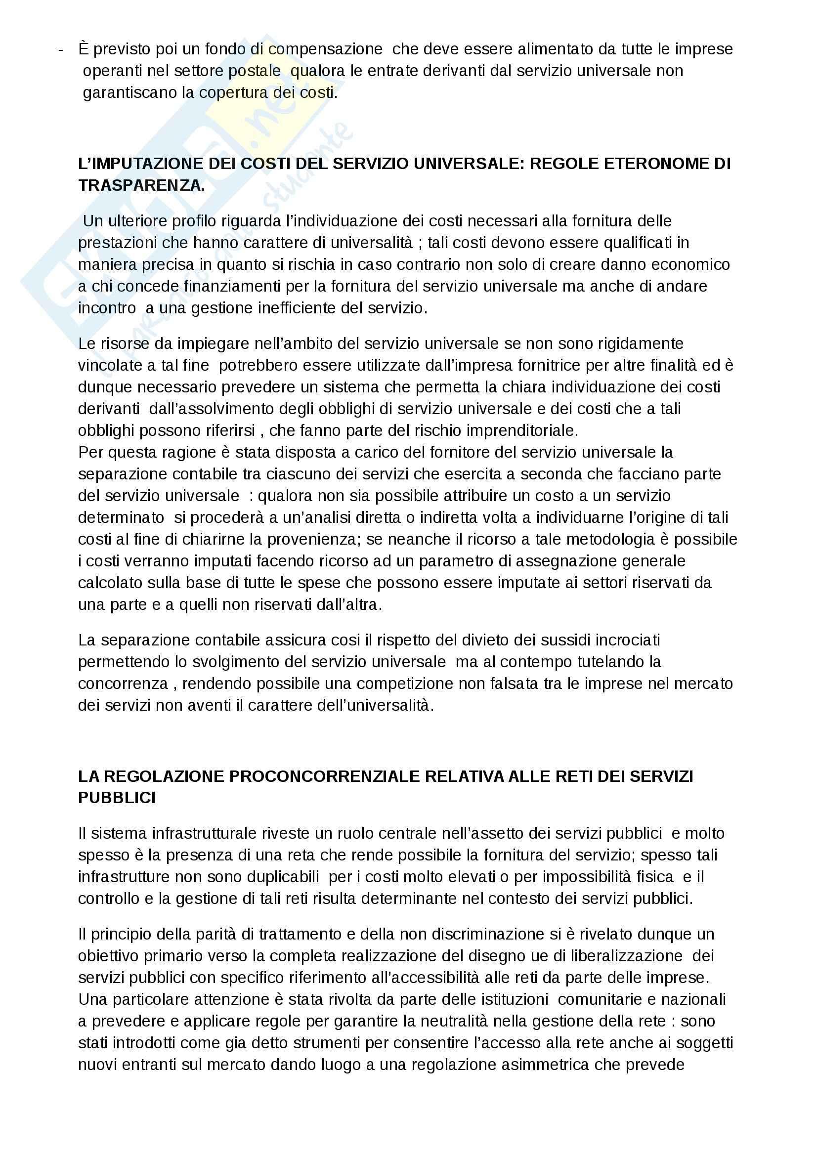 Riassunto esame diritto amministrativo II. prof. Napolitano, libro consigliato Lezioni di diritto amministrativo progredito, Torchia Pag. 51