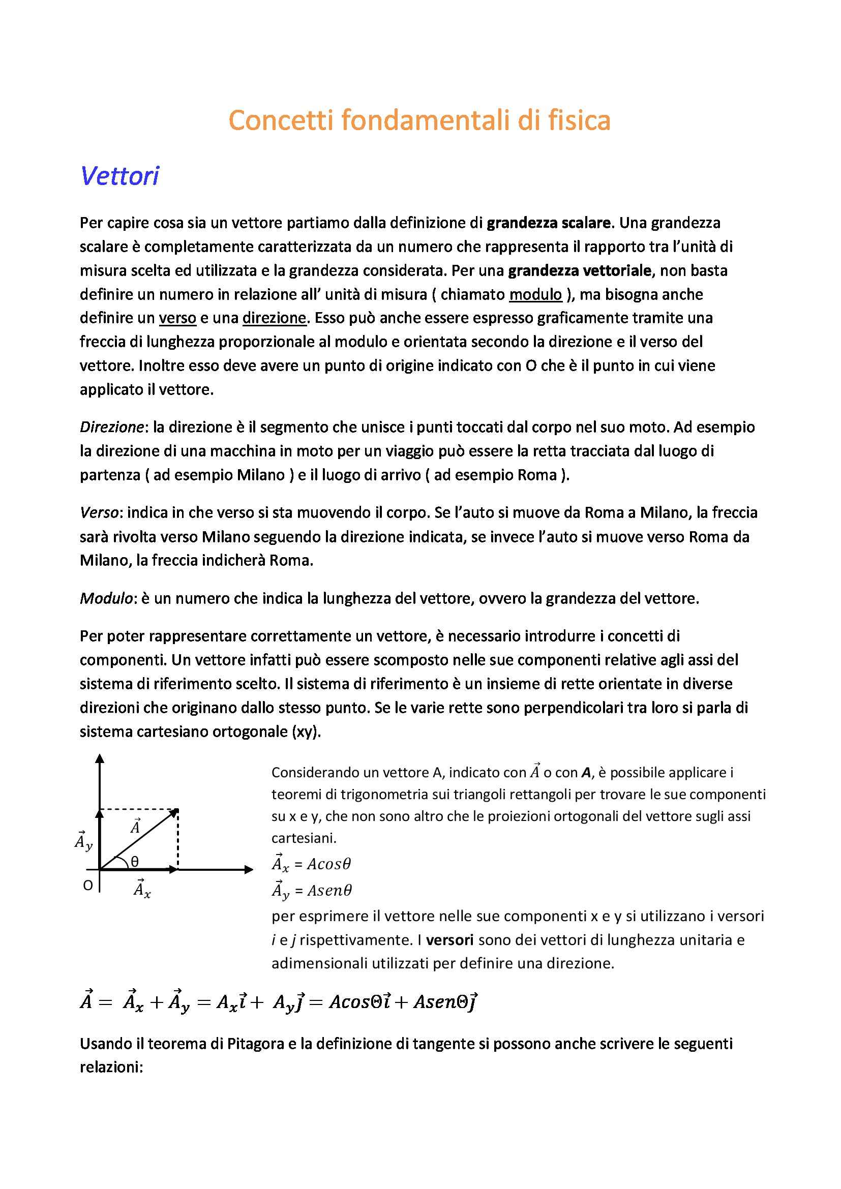 appunto A. Lascialfari Fisica