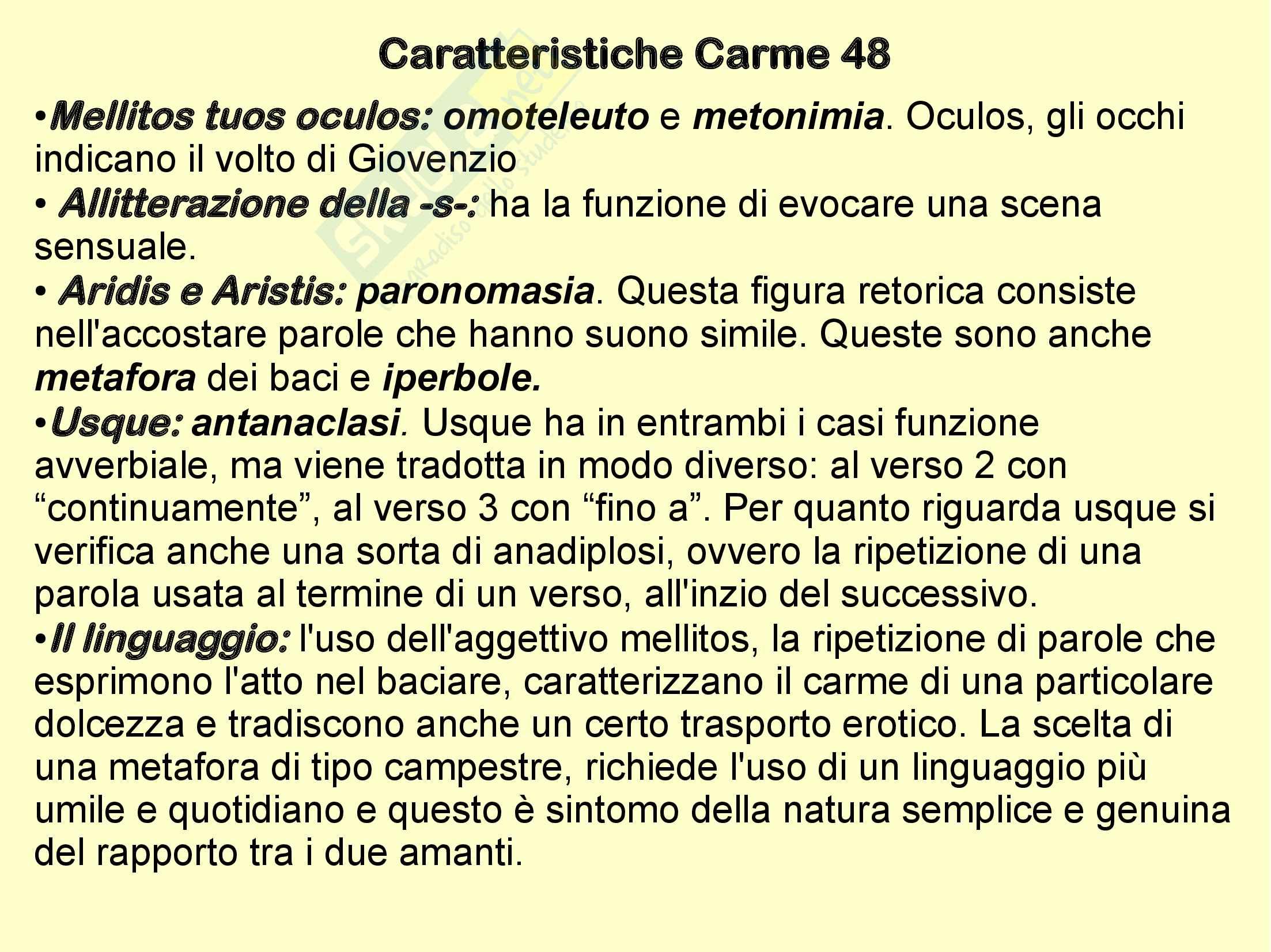 Catullo e Giovenzio Pag. 11