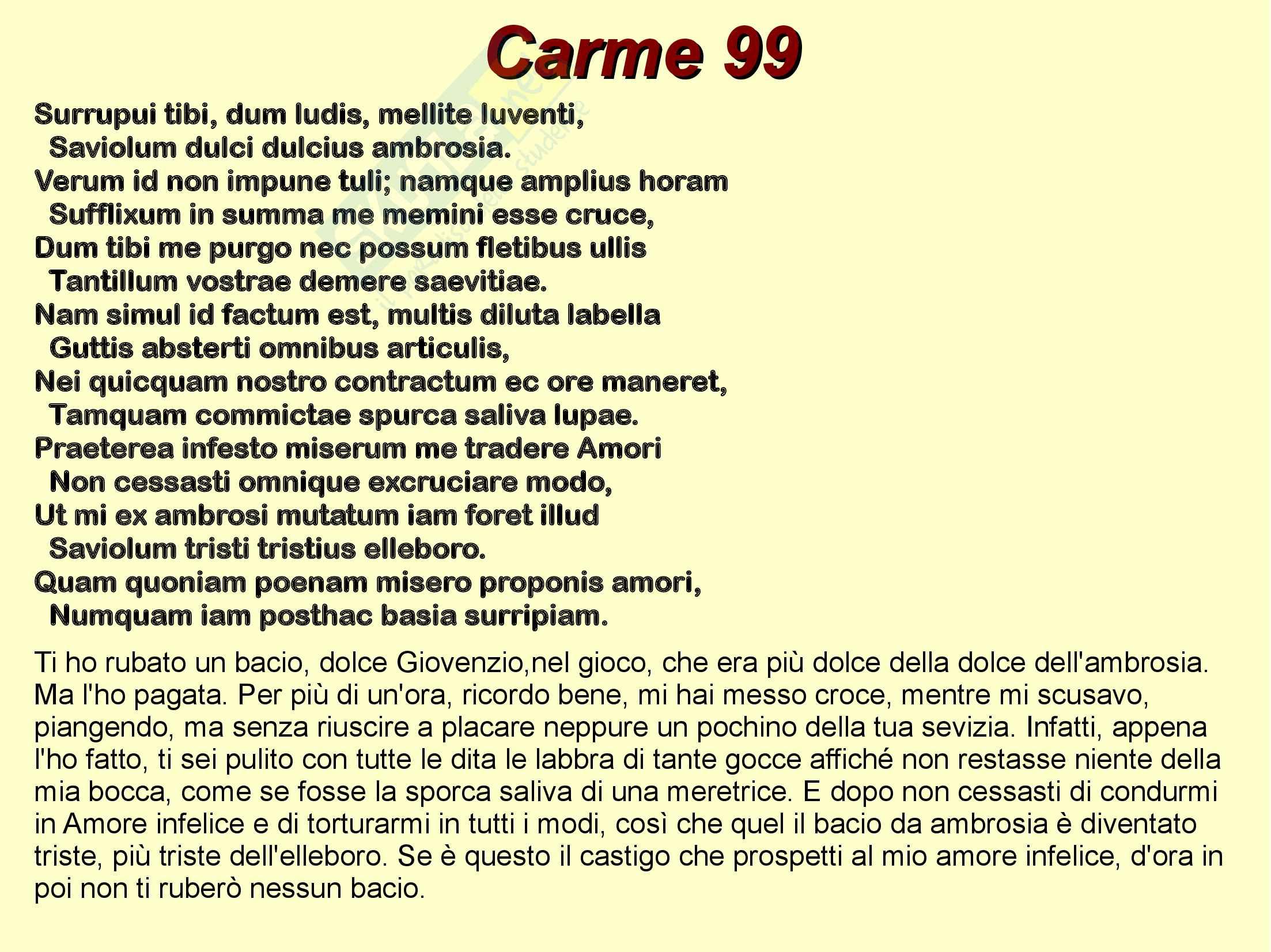Catullo e Giovenzio Pag. 6