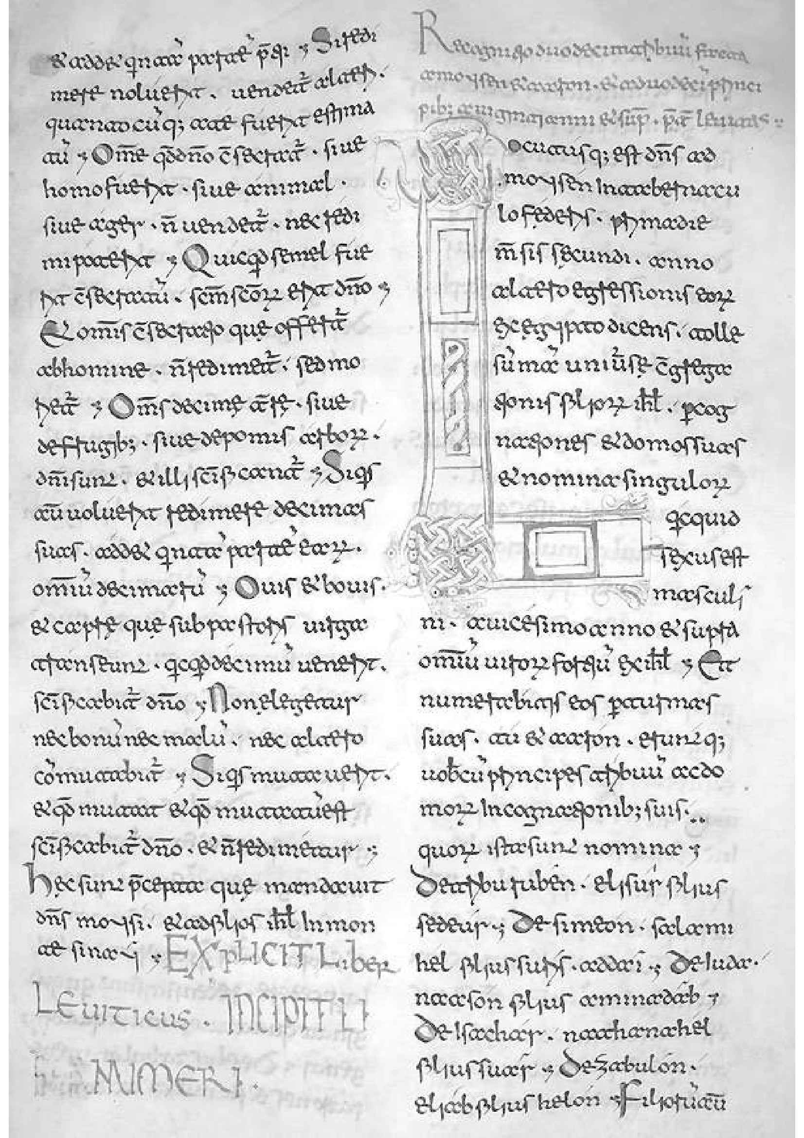 Montecassino, Archivio dell'Abbazia 760, p. 215