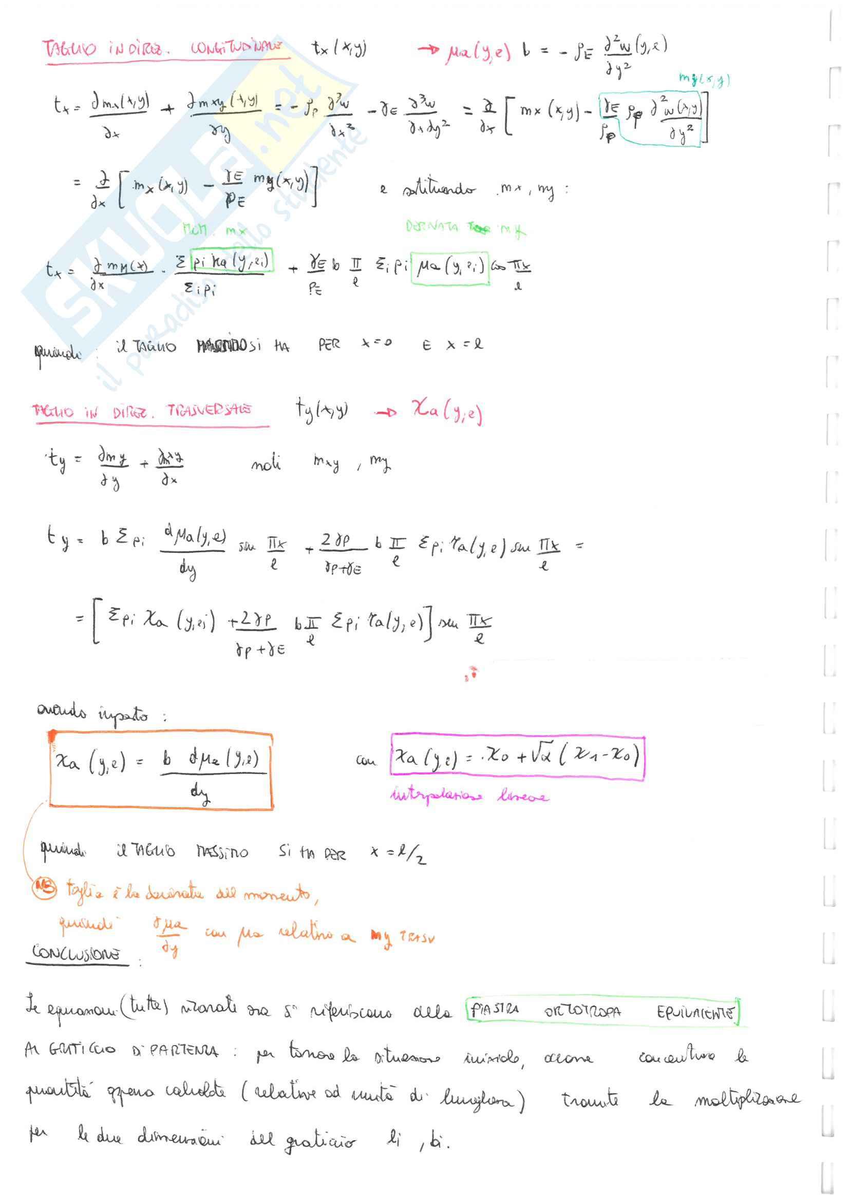 Teoria del corso Pag. 16