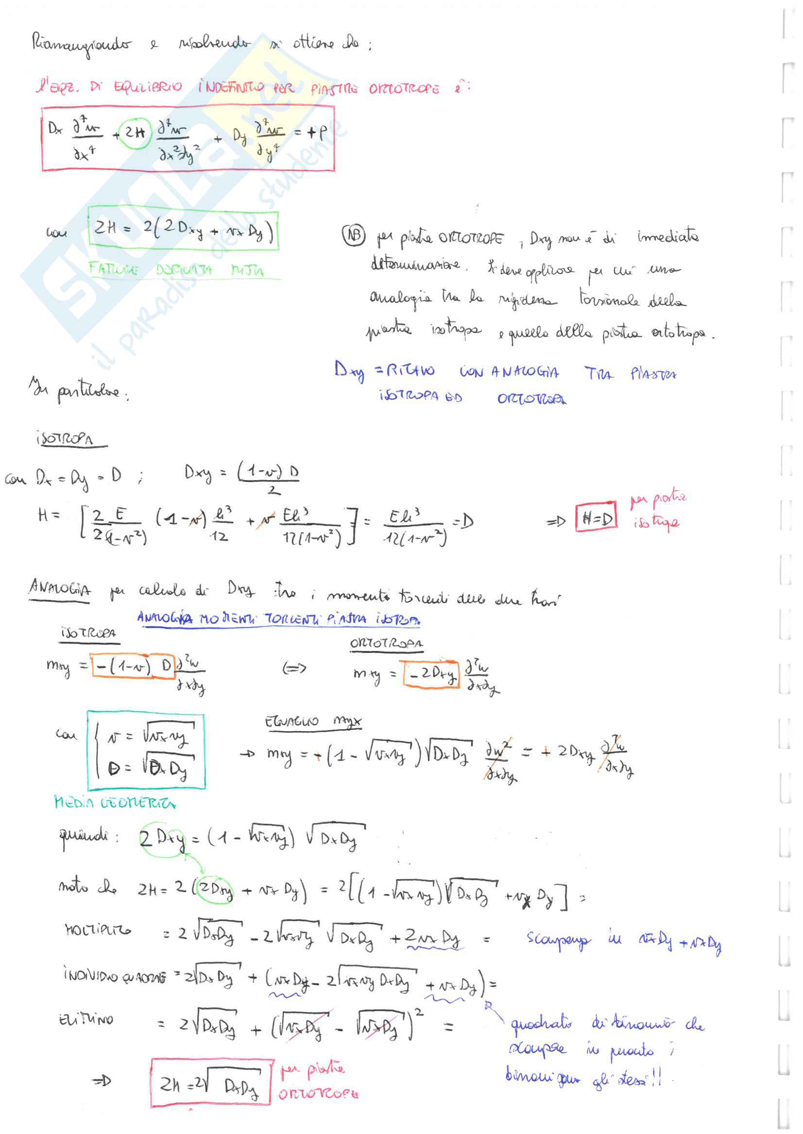 Teoria del corso Pag. 6