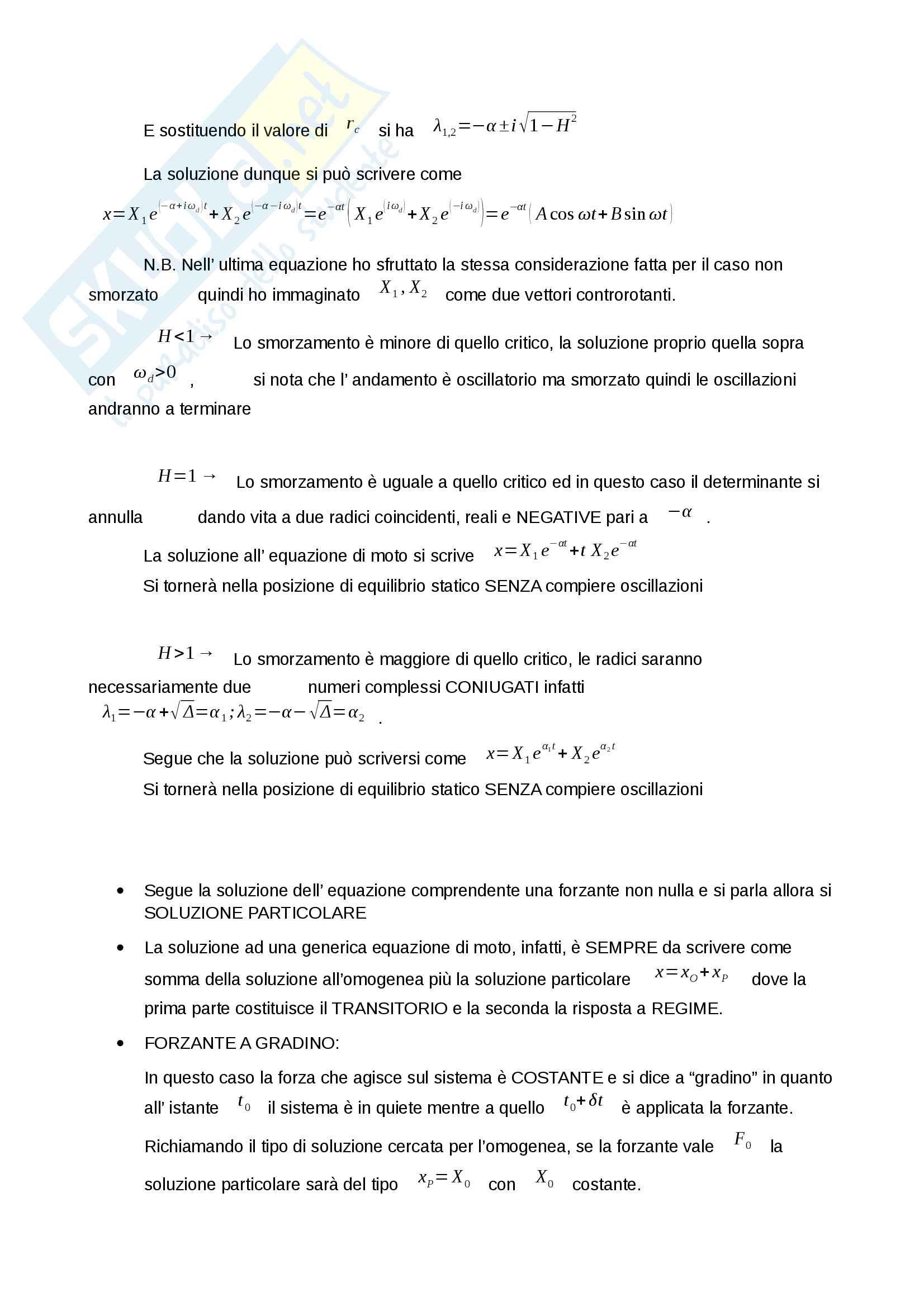 Esame di Meccanica Applicata, Zasso Pag. 16