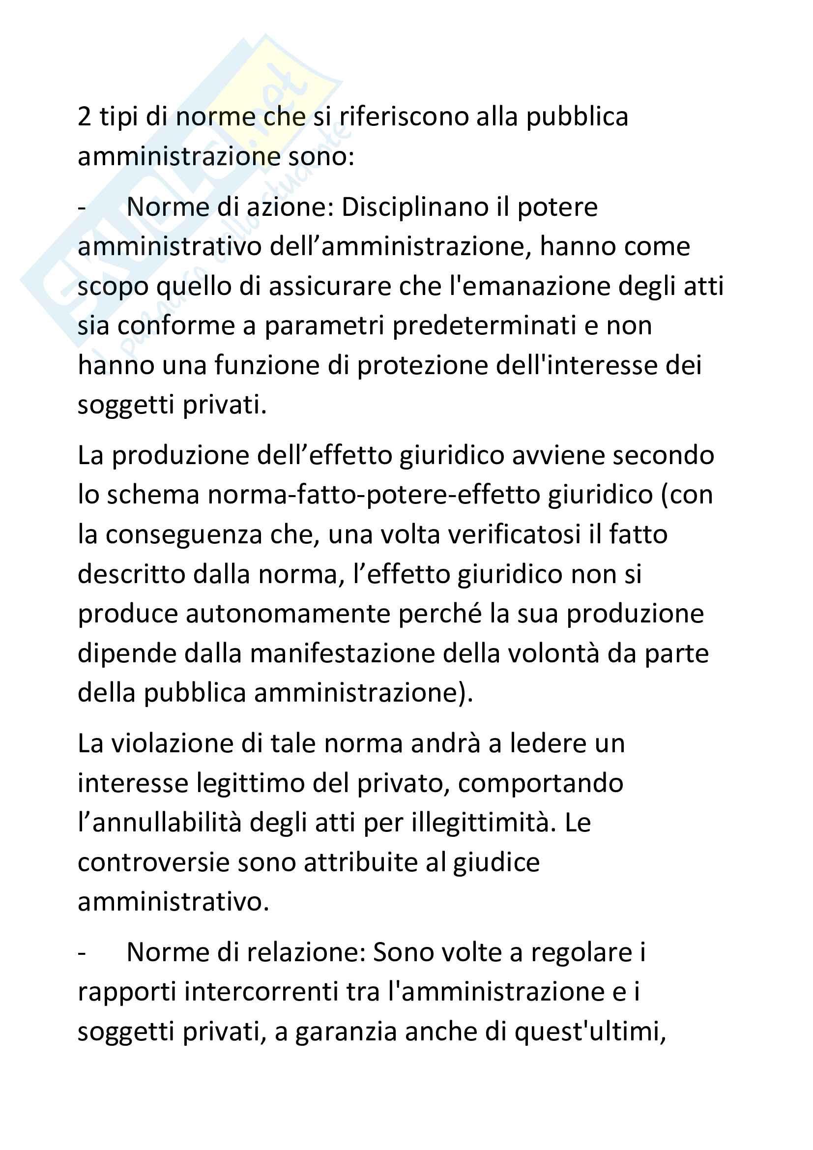 Riassunto di Diritto amministrativo Pag. 41