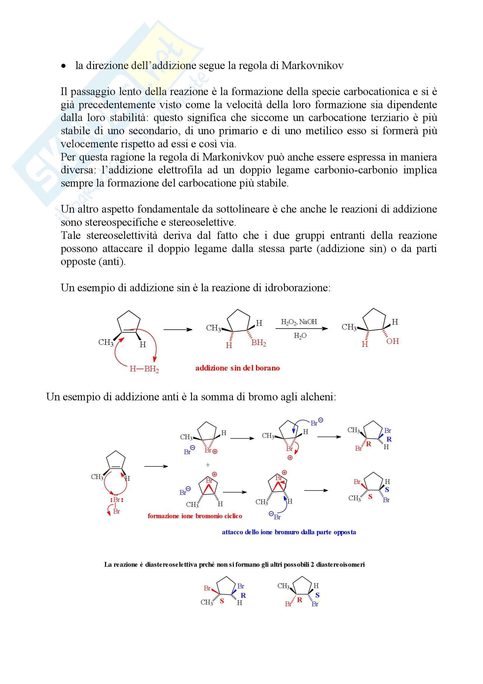 Chimica organica - Appunti Pag. 36