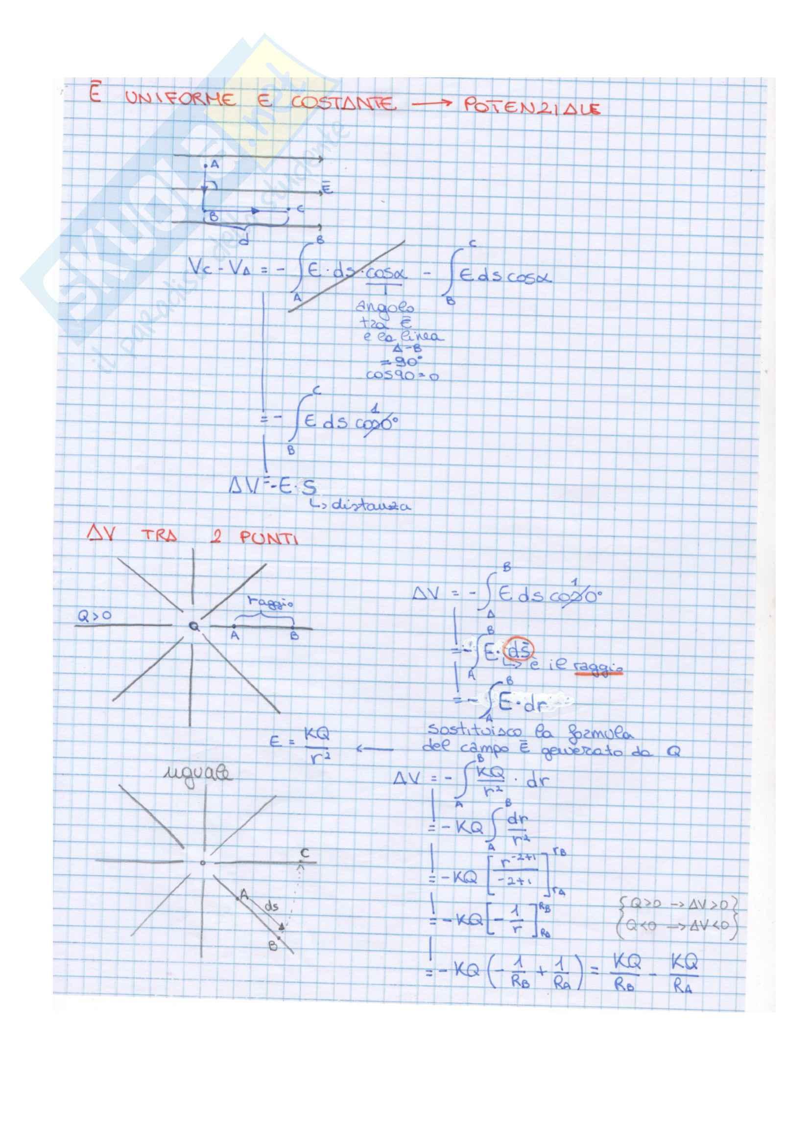 Dimostrazioni di tutte le formule di fisica Pag. 16