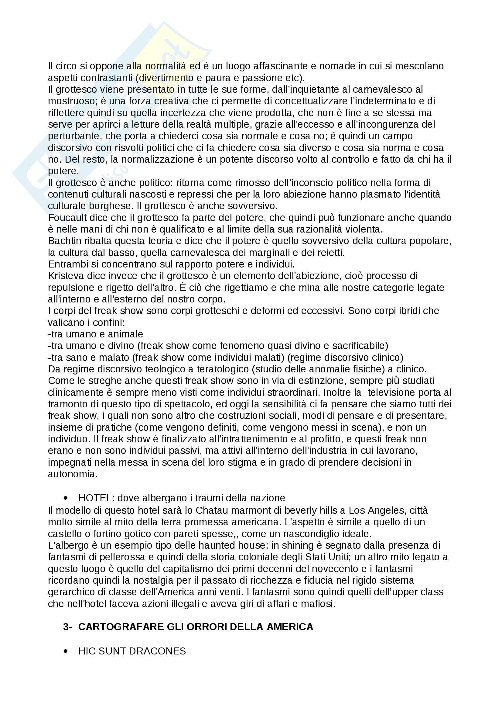Riassunto esame sociolinguistica, professore Boni Federico, libro consigliato American Horror Story, Boni Pag. 6