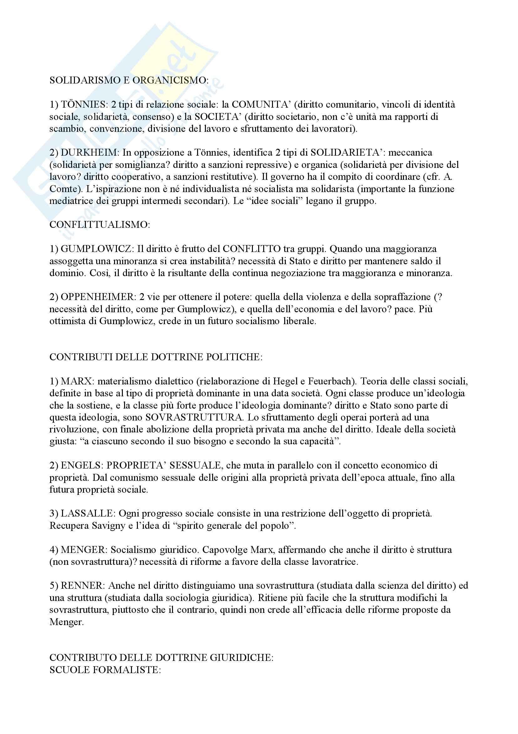 Sociologia giuridica Pag. 16