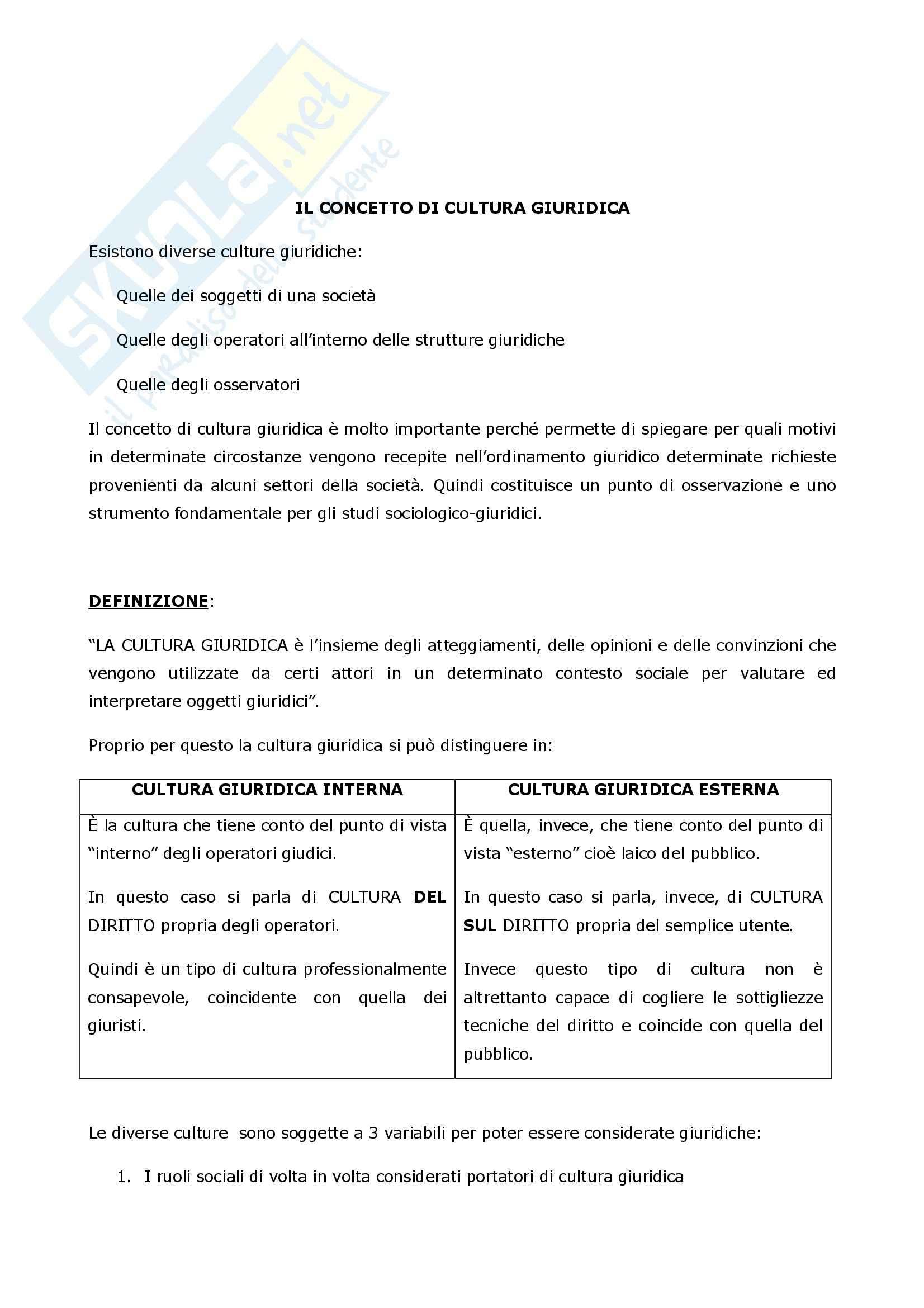 Sociologia giuridica Pag. 46