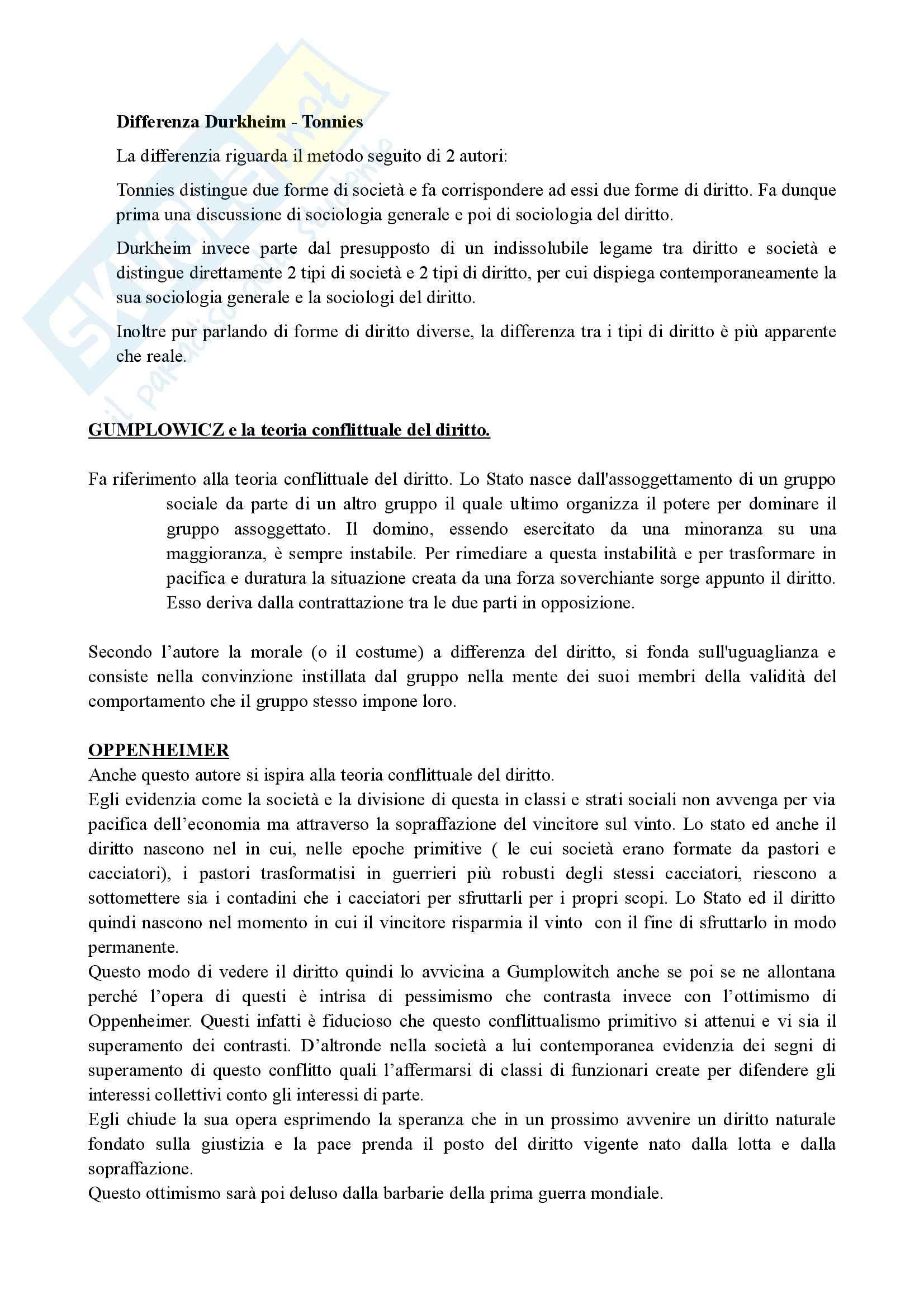 Sociologia giuridica Pag. 71
