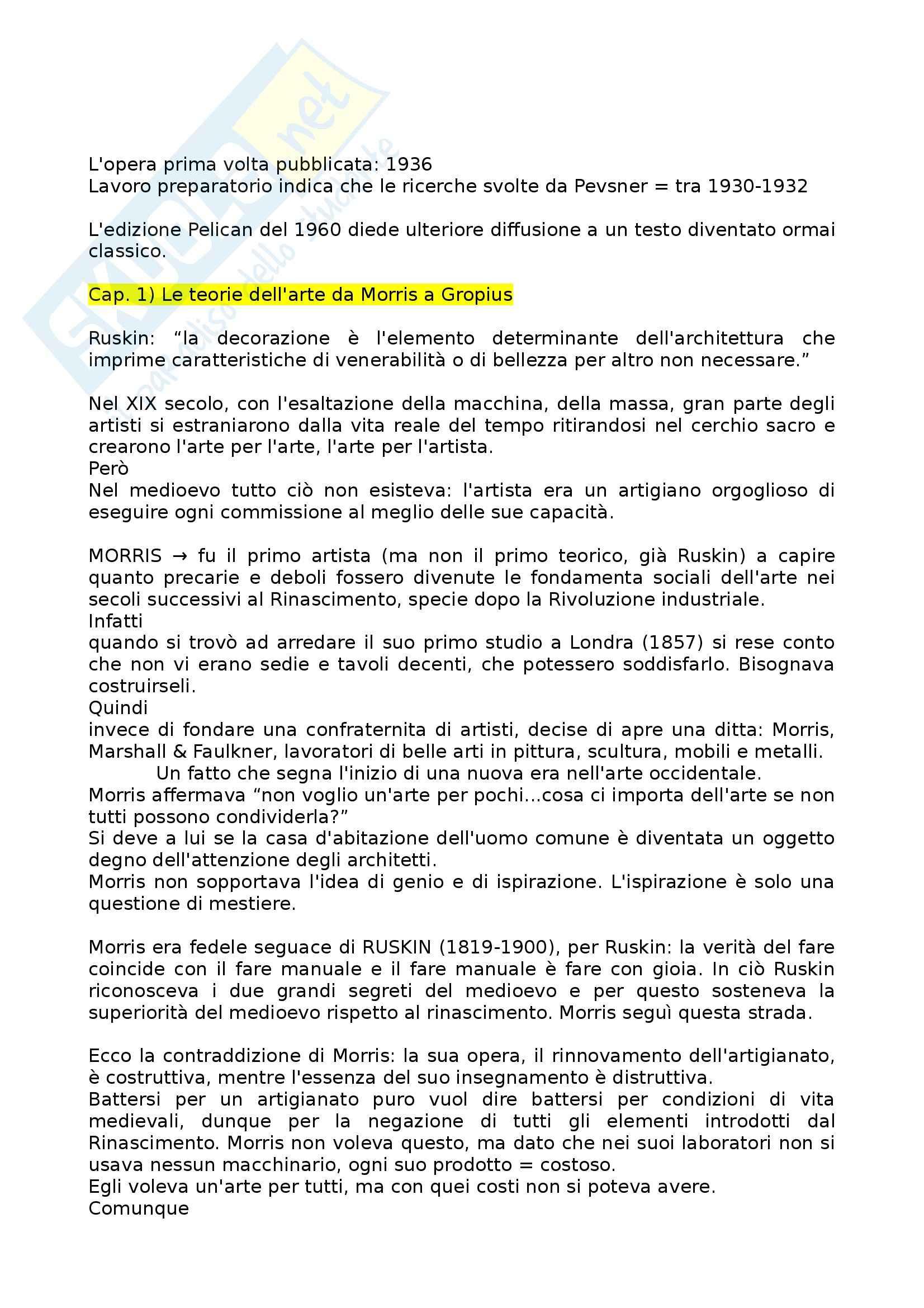 appunto P. Rusconi Produzione artistica e società industriale