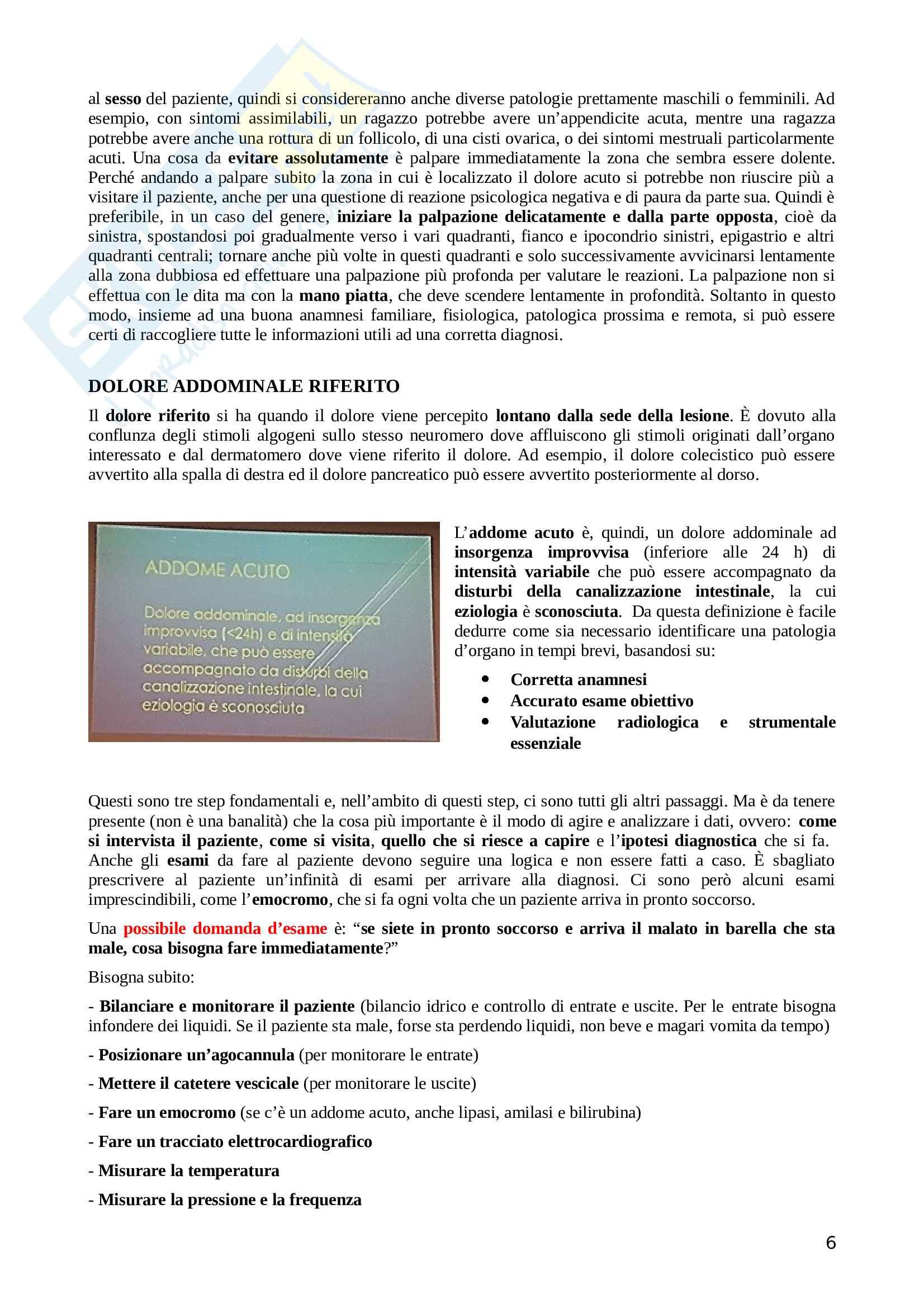 Fisiopatologia Addome Acuto Pag. 6