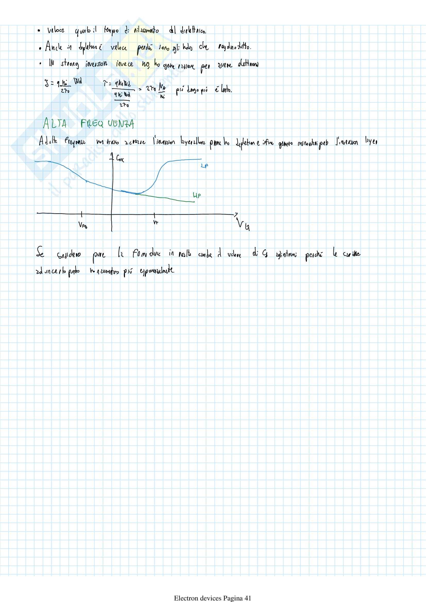 Appunti di Electron devices (corso completo) Pag. 41