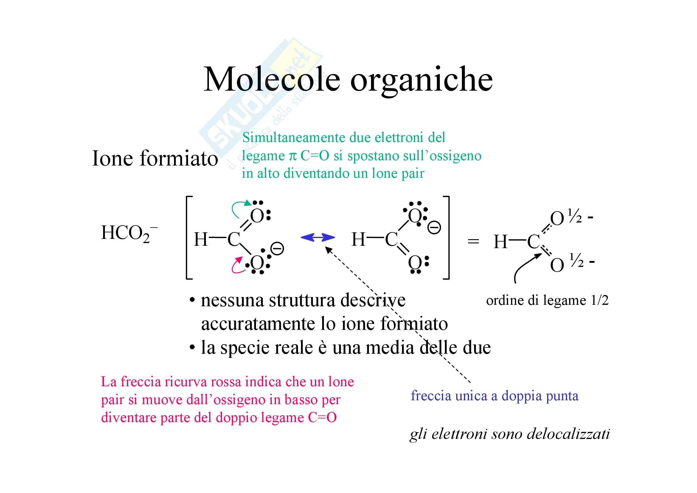 Chimica organica - la risonanza Pag. 6