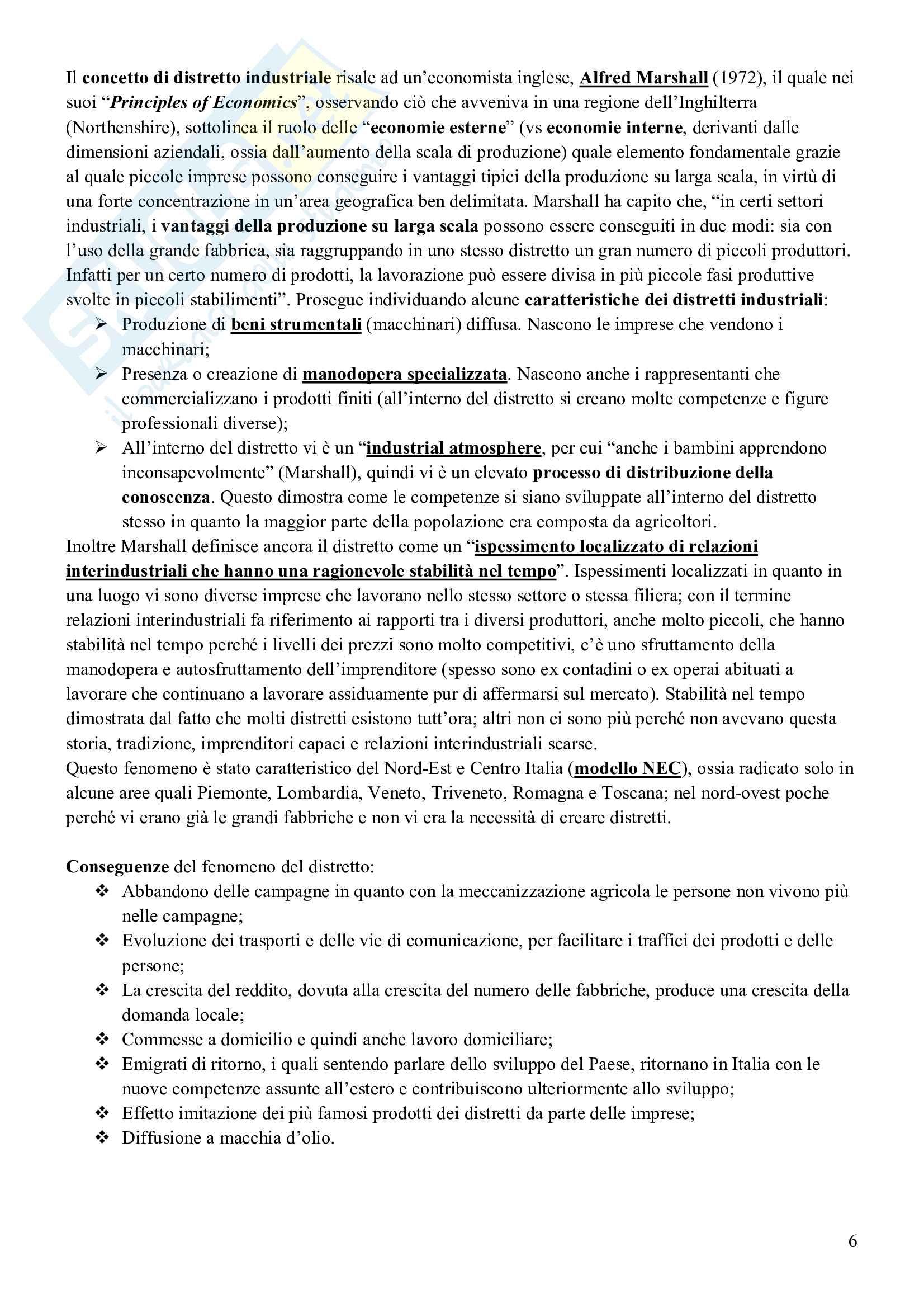 Esame Economia delle Forme di Mercato (Economia Industriale II) Pag. 6