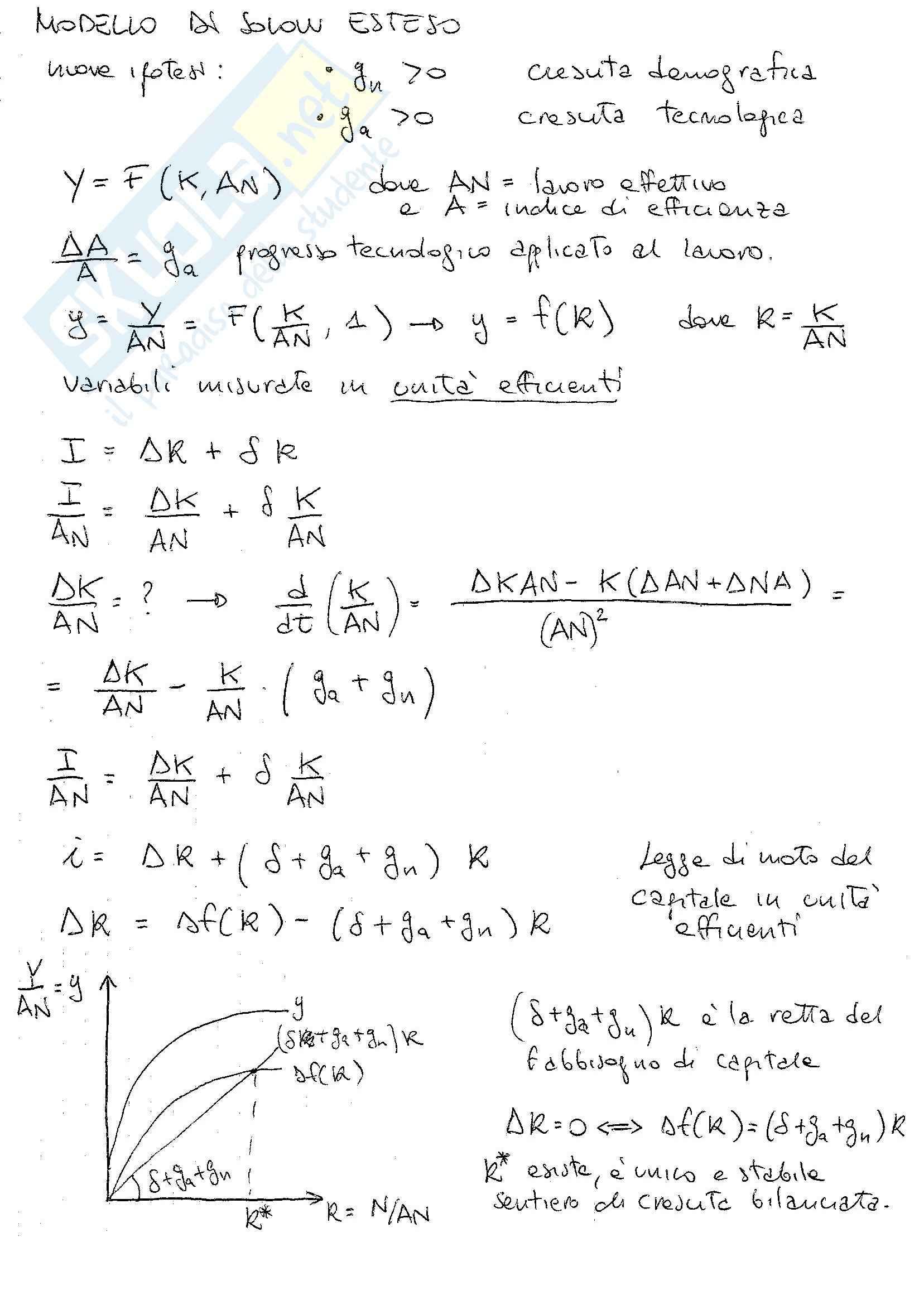 Lezioni, Macroeconomia Pag. 26