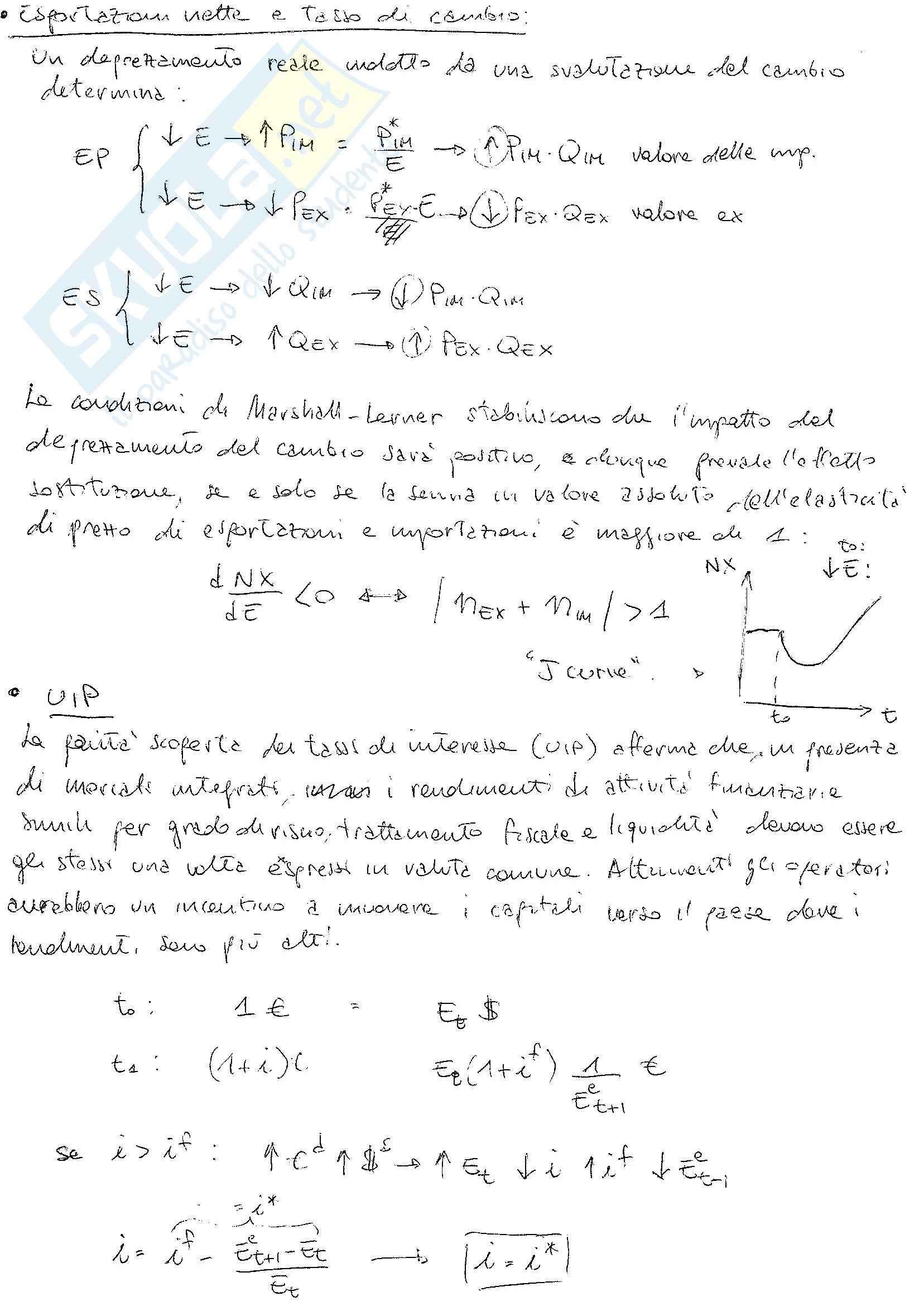 Lezioni, Macroeconomia Pag. 71