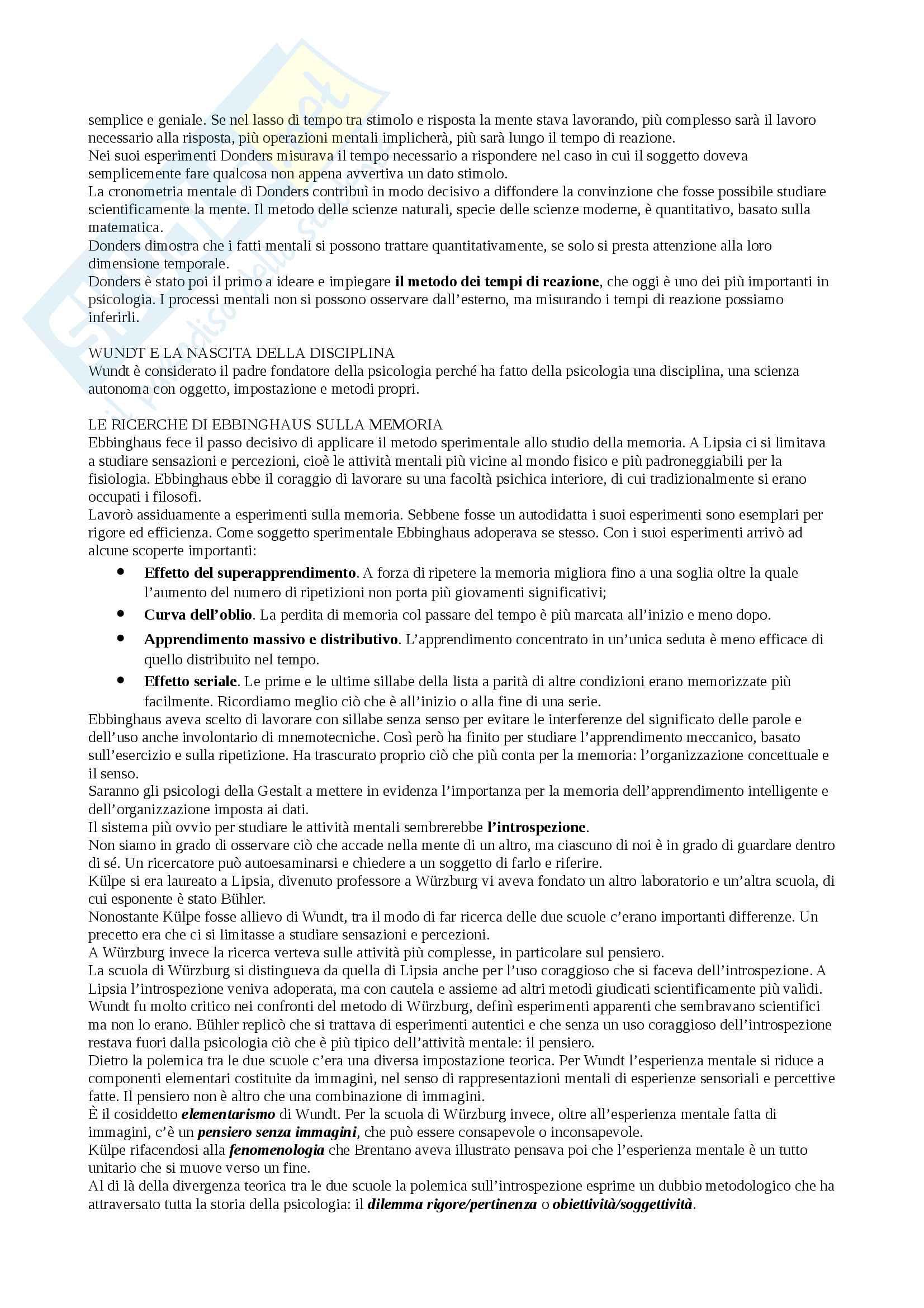 Sunto Linguaggio e comunicazione, docente Colombo, libro consigliato Psicologia della comunicazione, Di Giovanni, Parisio Pag. 2