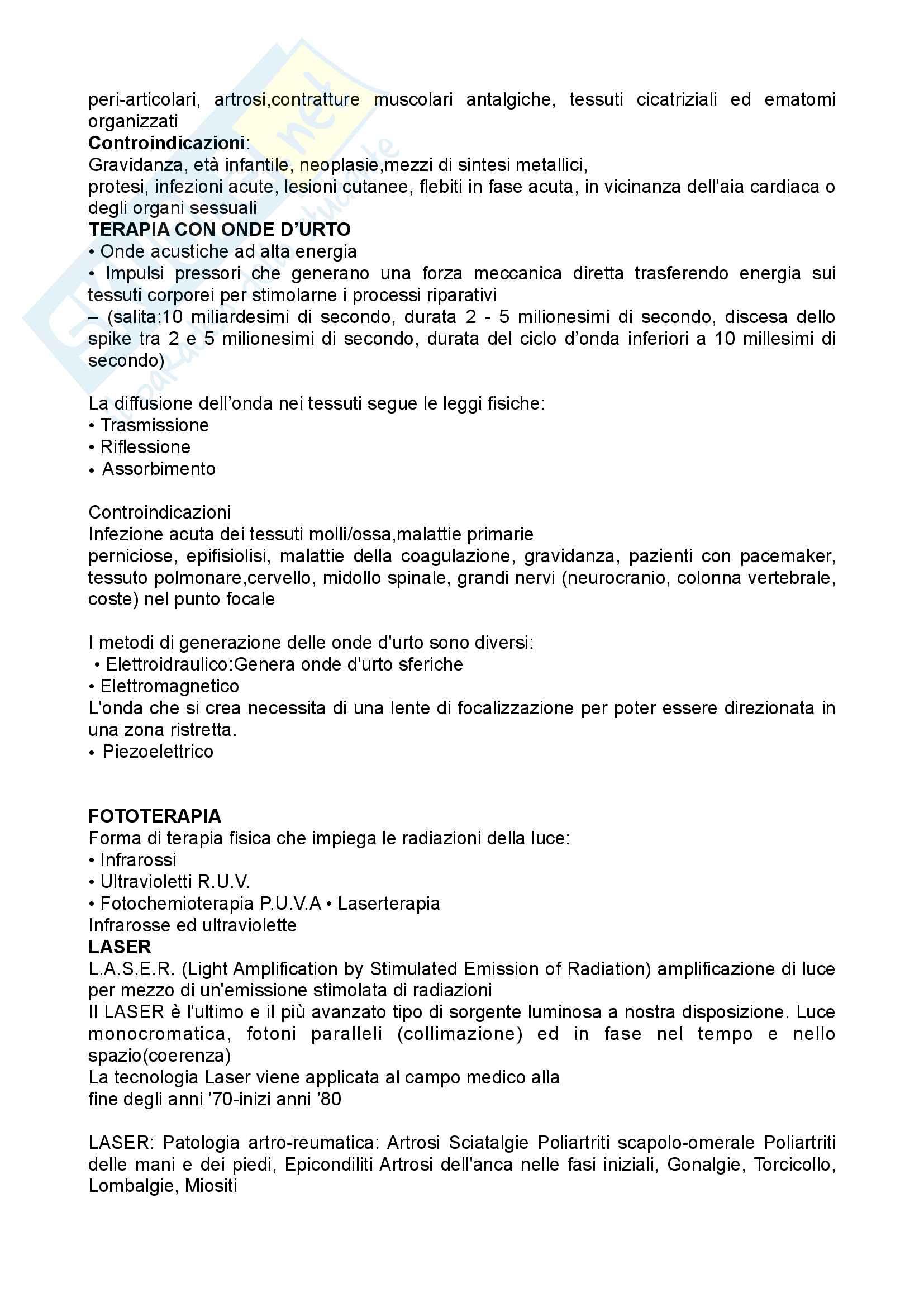 Traumatologia e riabilitazione Pag. 26