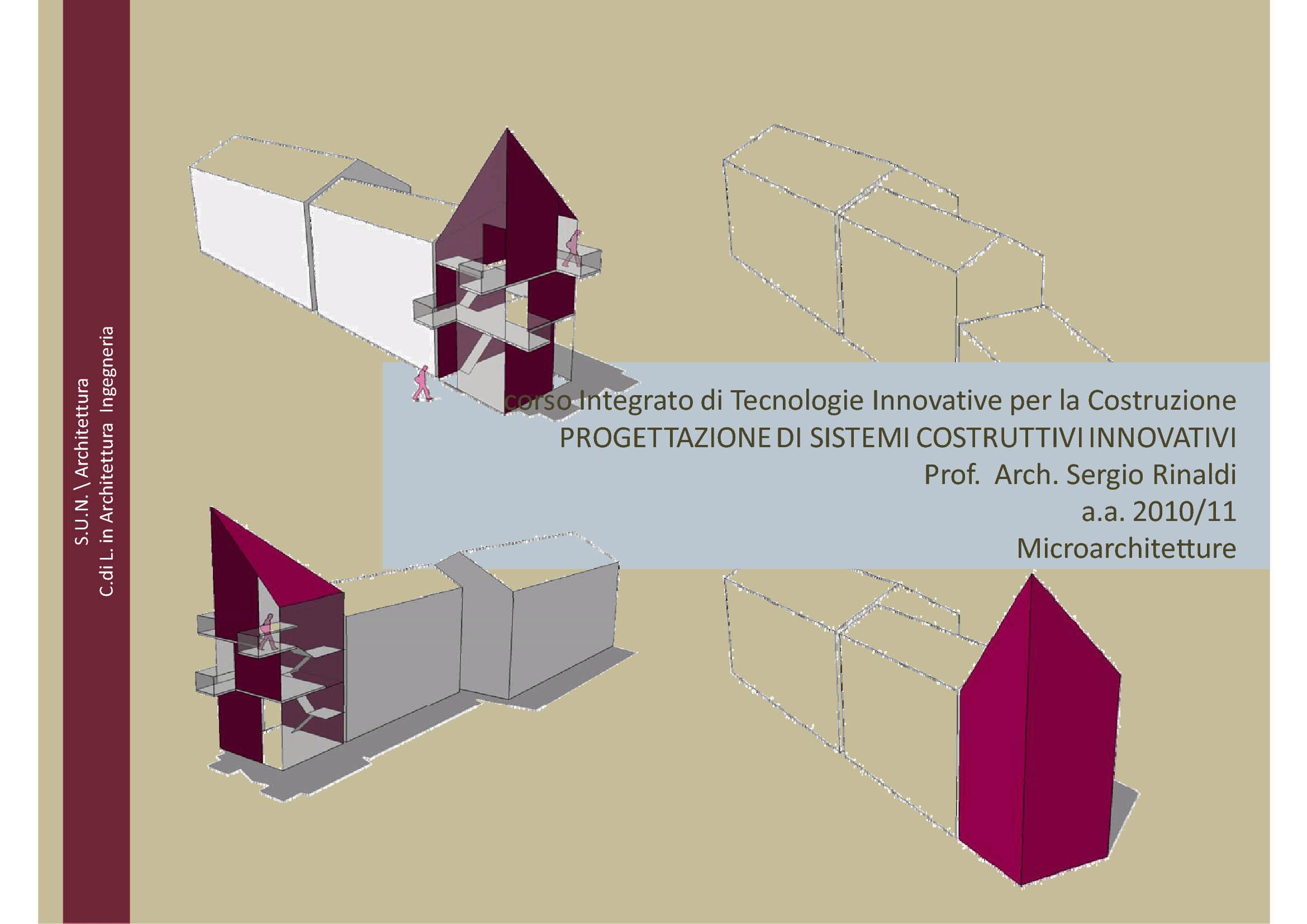 Microarchitetture per lo spazio pubblico e micro addizioni parassite