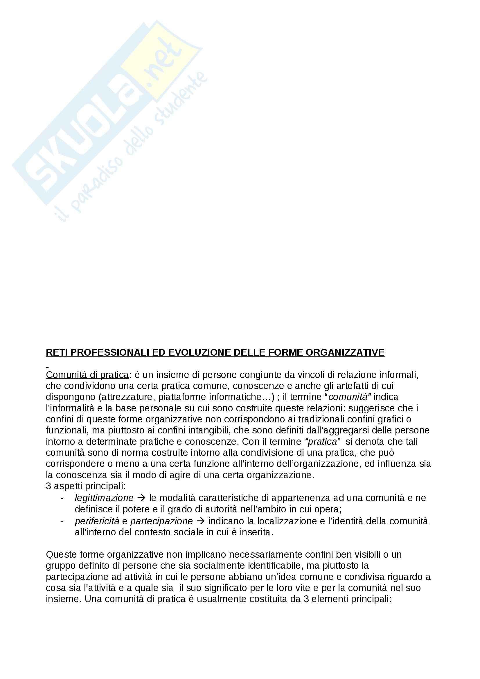 Economia e gestione delle imprese - Appunti Pag. 46