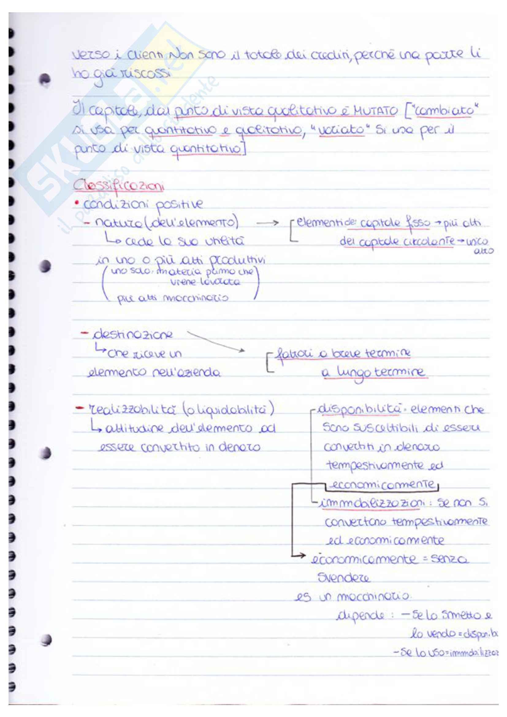Ec. Aziendale I Teoria Pag. 11