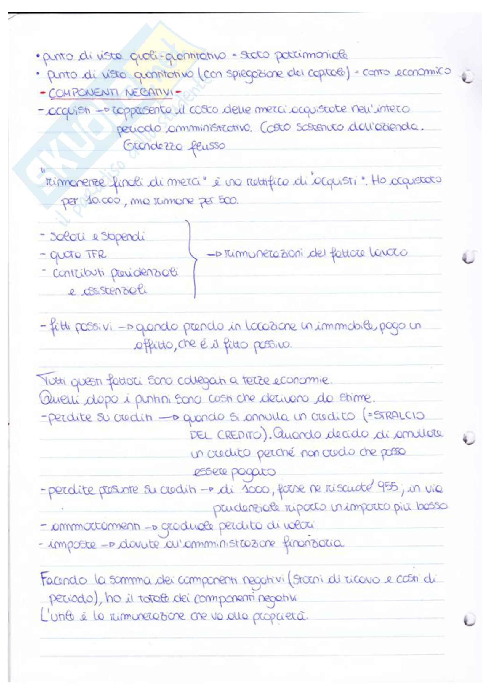 Ec. Aziendale I Teoria Pag. 21