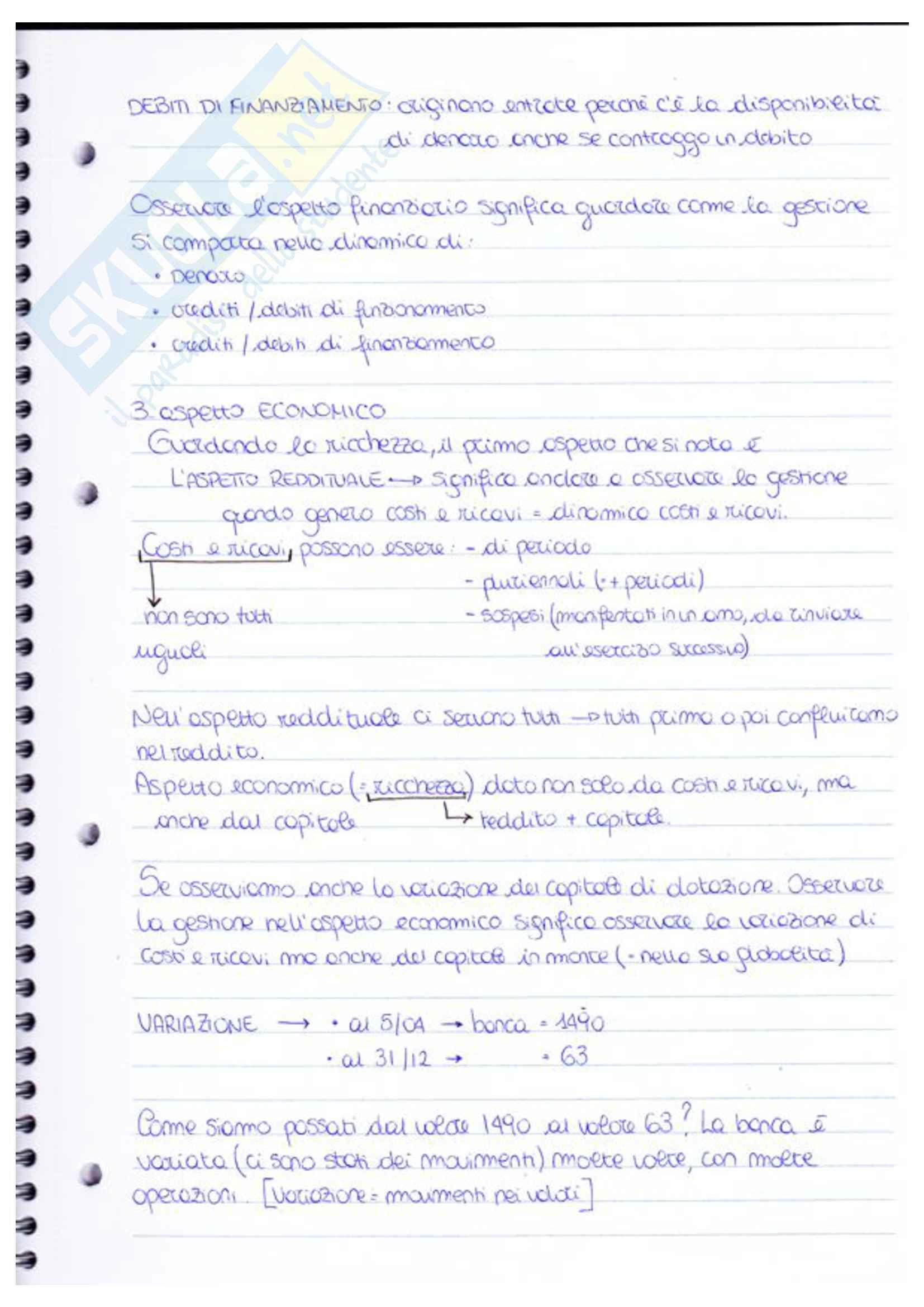 Ec. Aziendale I Teoria Pag. 26
