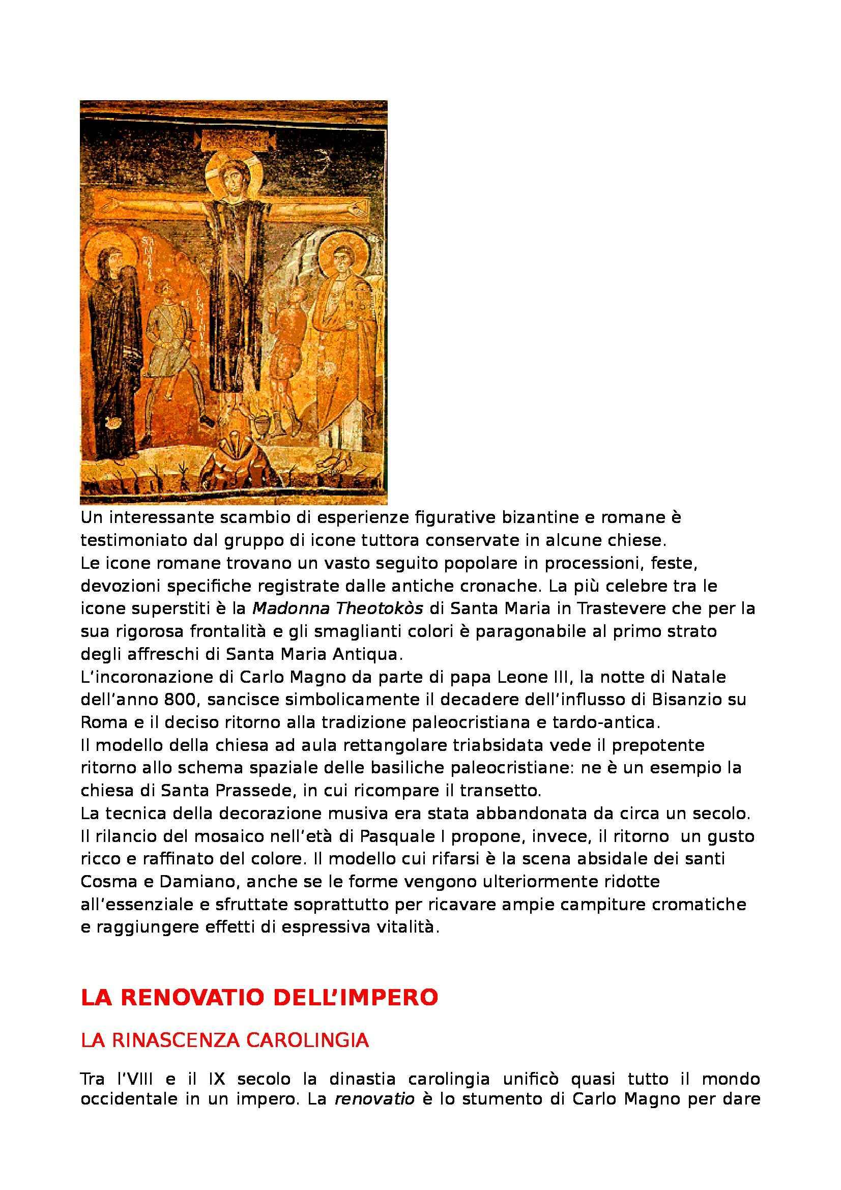 Riassunto esame Storia dell'arte medievale, prof. De Marchi, libro consigliato Arte nel Tempo, De Vecchi, Cerchiari Pag. 11