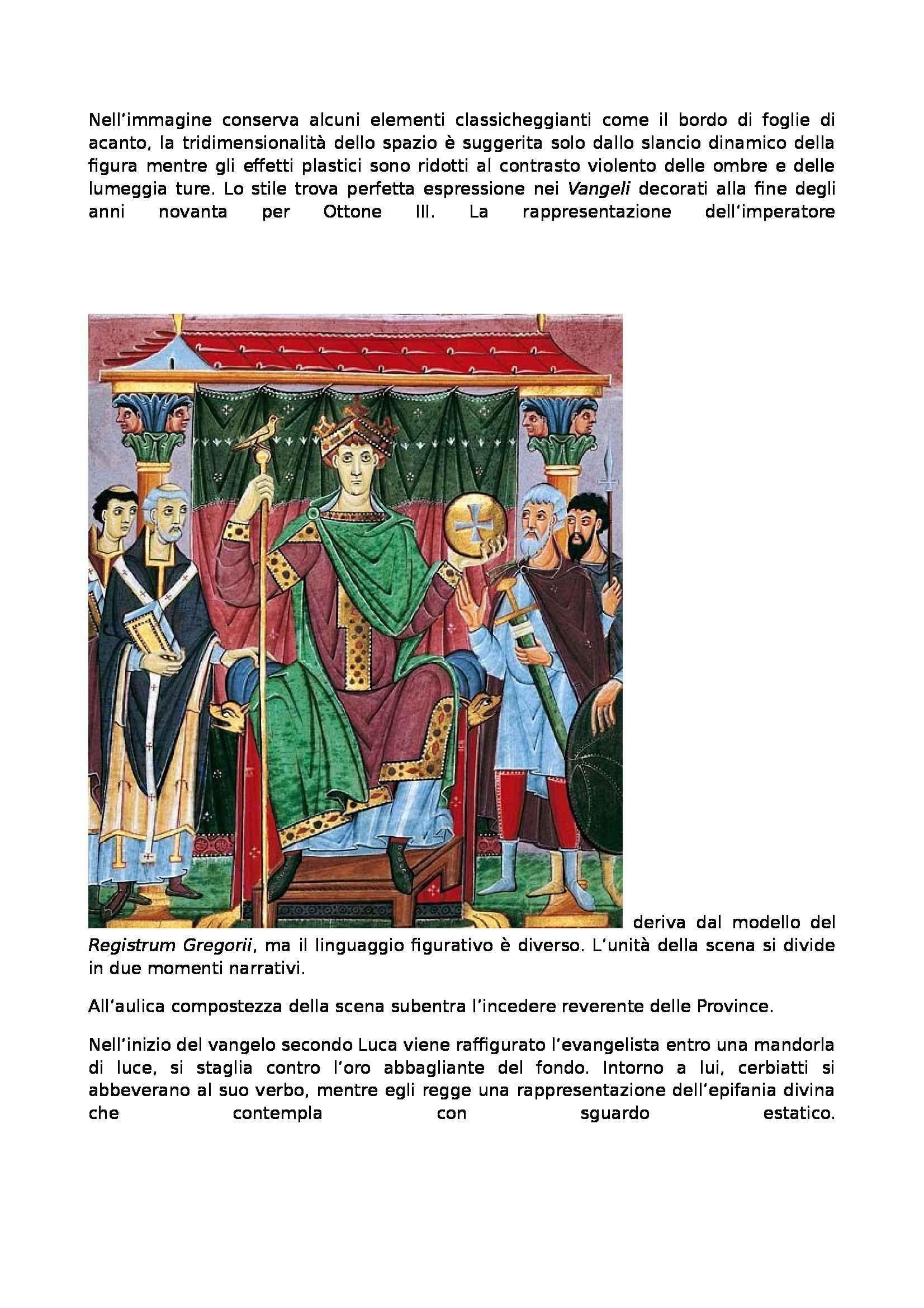 Riassunto esame Storia dell'arte medievale, prof. De Marchi, libro consigliato Arte nel Tempo, De Vecchi, Cerchiari Pag. 21