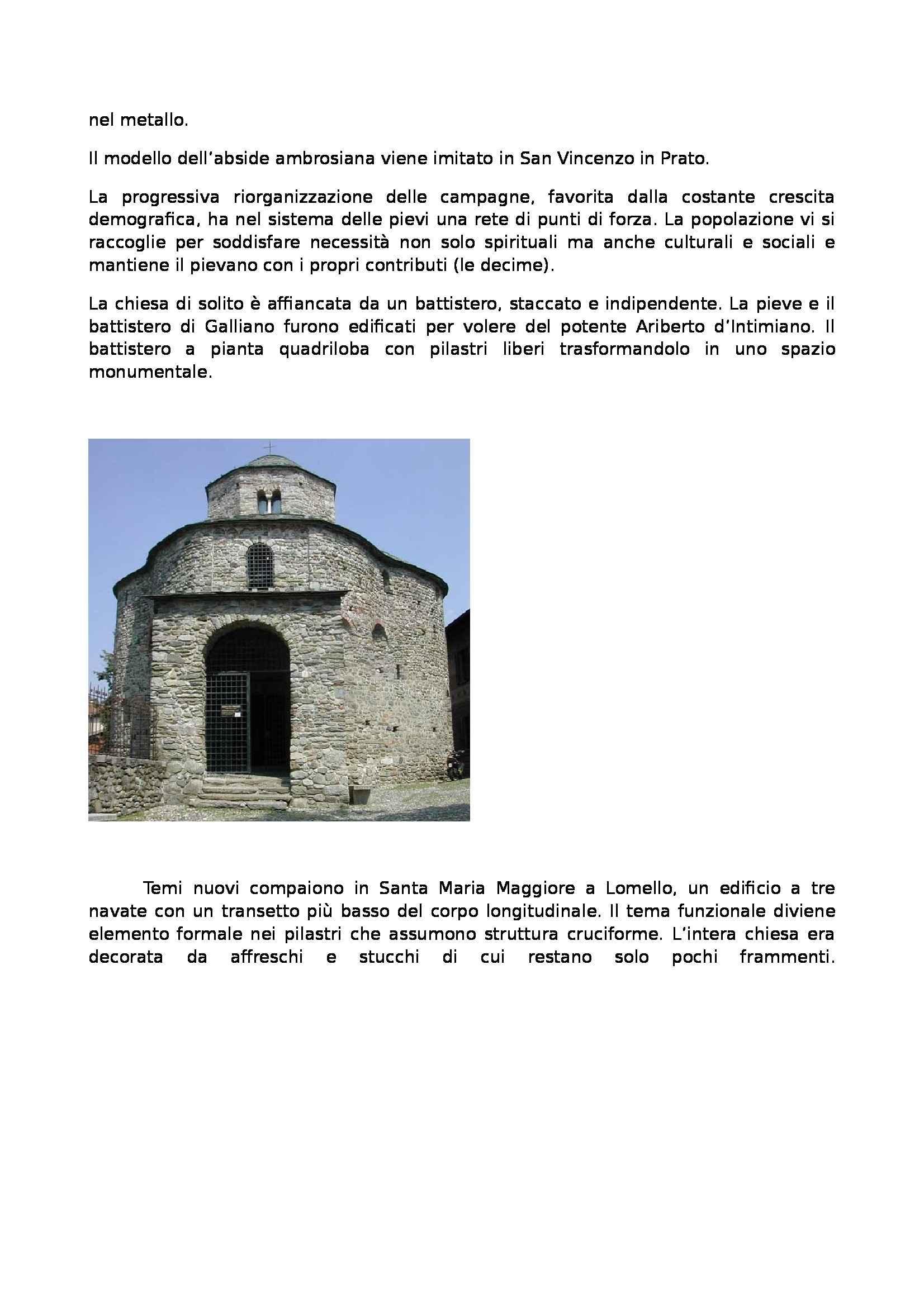 Riassunto esame Storia dell'arte medievale, prof. De Marchi, libro consigliato Arte nel Tempo, De Vecchi, Cerchiari Pag. 26