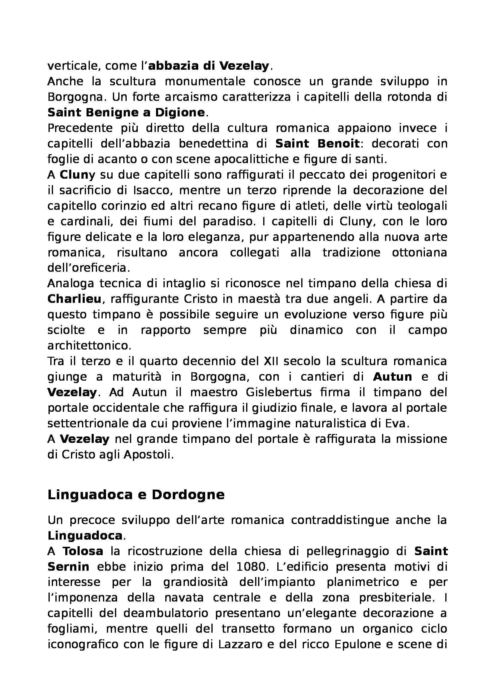 Riassunto esame Storia dell'arte medievale, prof. De Marchi, libro consigliato Arte nel Tempo, De Vecchi, Cerchiari Pag. 51