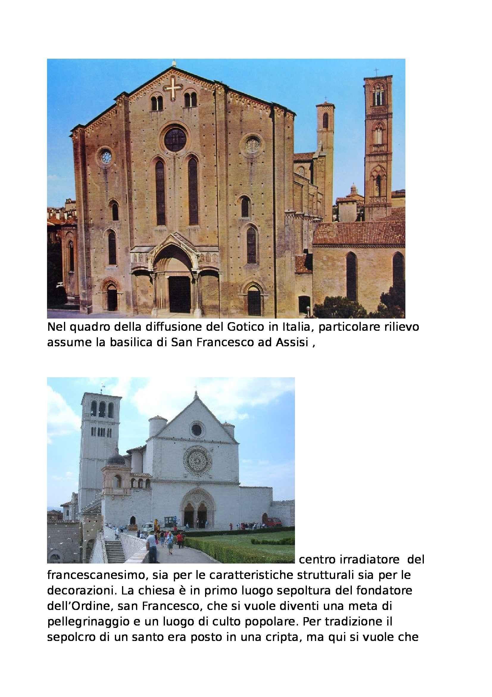 Riassunto esame Storia dell'arte medievale, prof. De Marchi, libro consigliato Arte nel Tempo, De Vecchi, Cerchiari Pag. 71