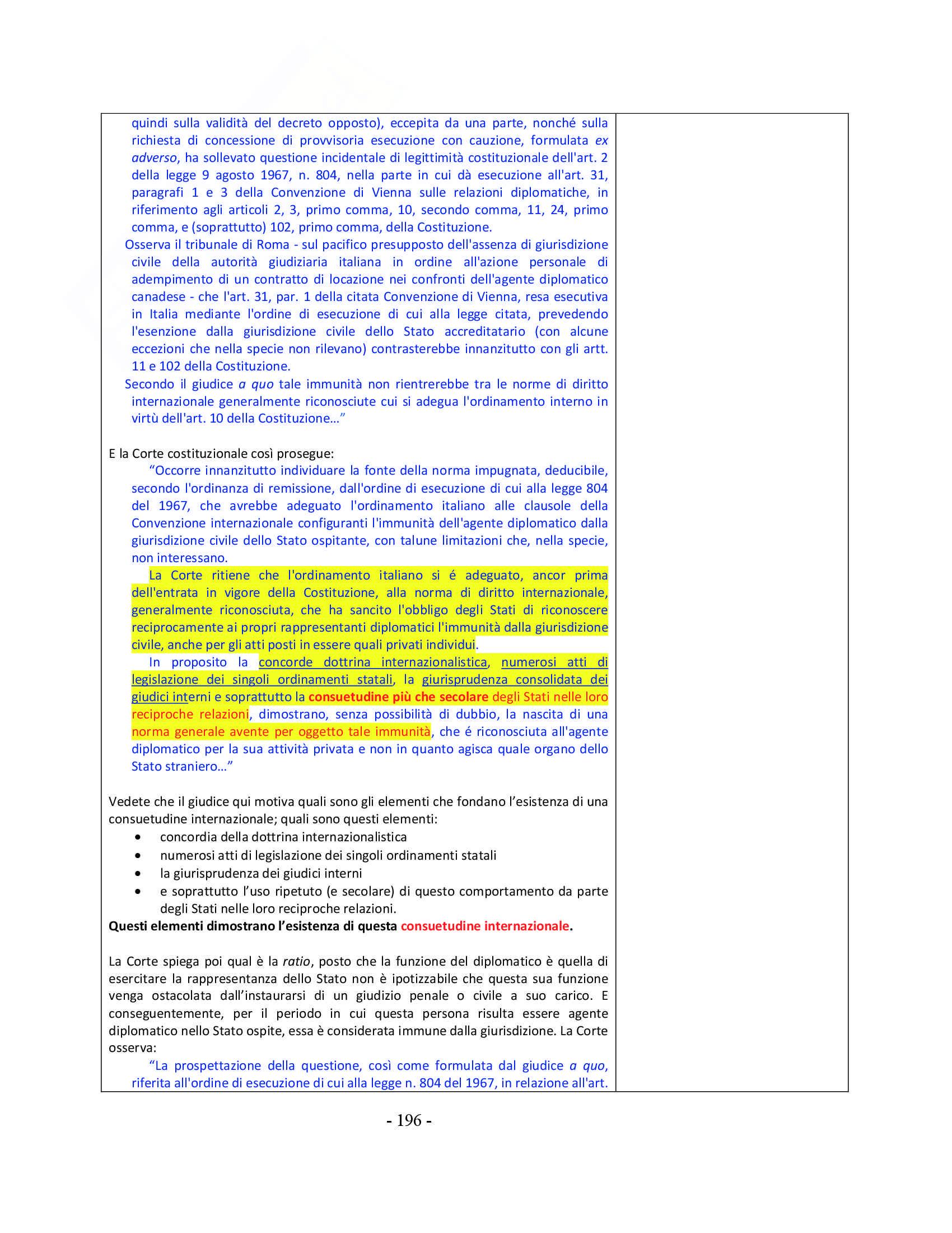 Diritto internazionale - Appunti Pag. 16