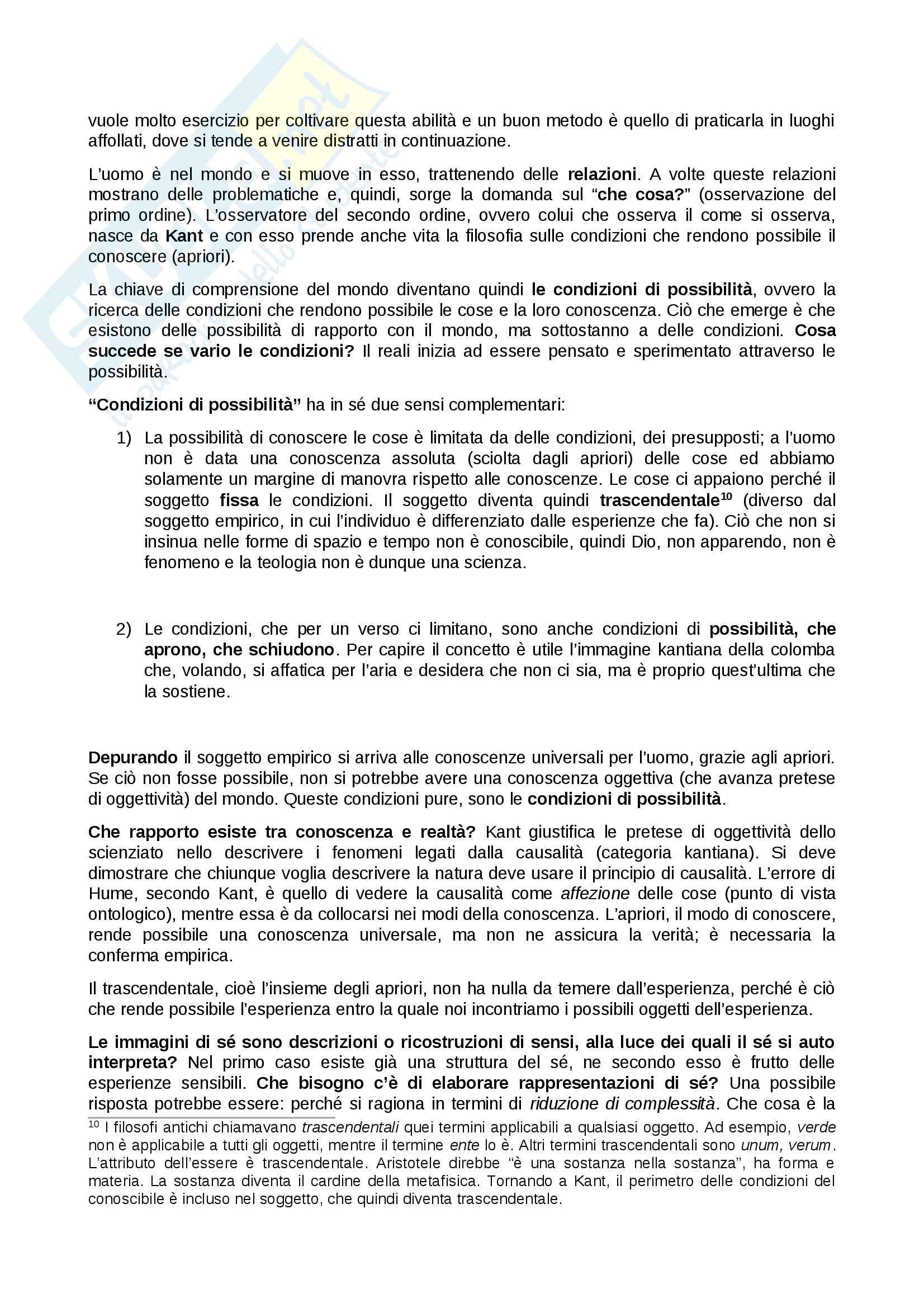 Panoramica Gnoseologia, Gnoseologia, Socrate - Platone - Aristotele - Descartes - Leibniz - Heidegger Pag. 6