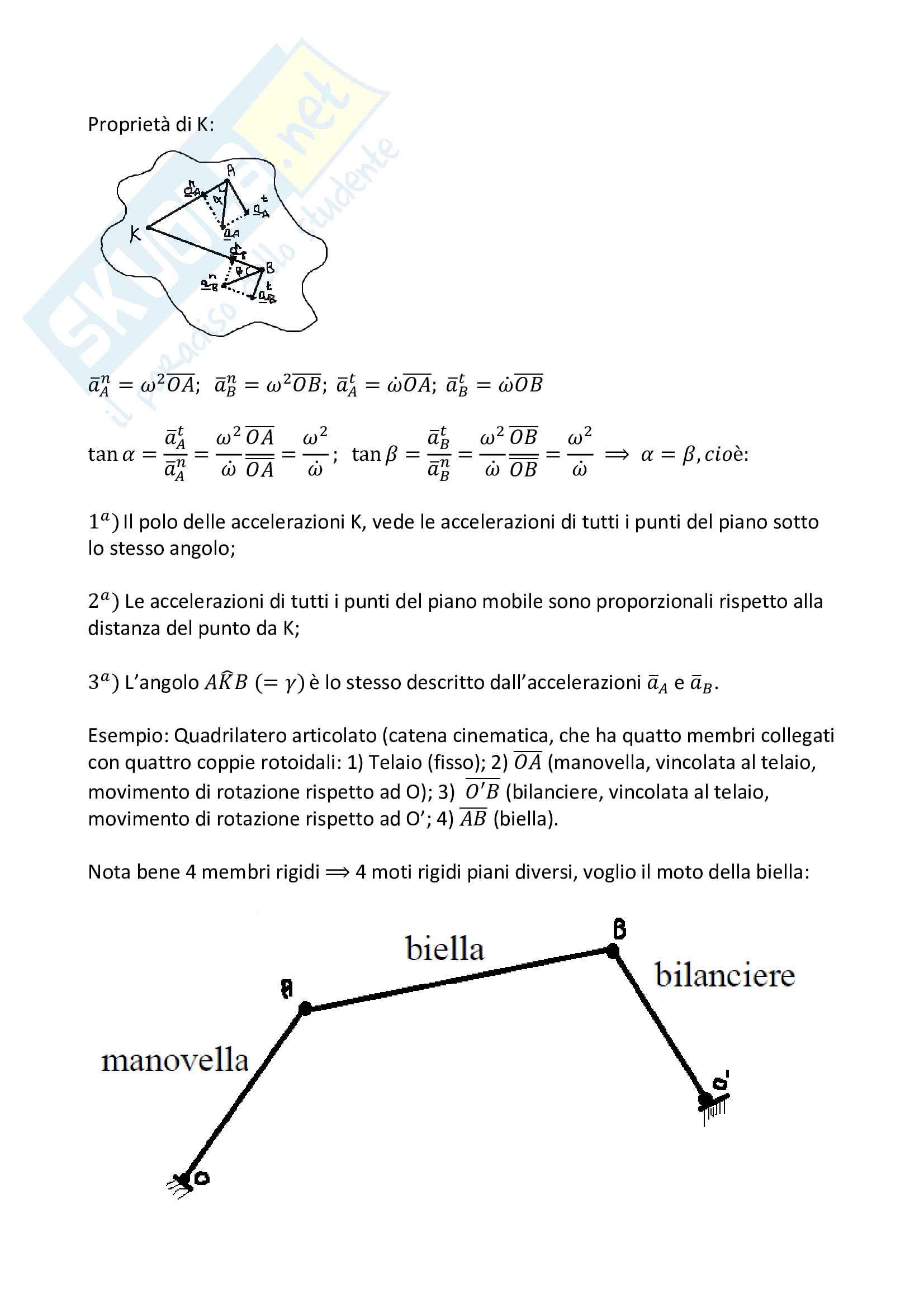 Appunti per l'esame di Meccanica Applicata alle Macchine Pag. 21