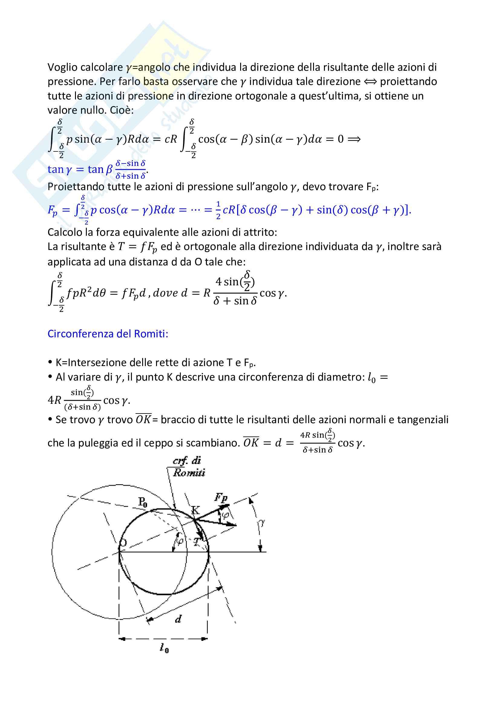 Appunti per l'esame di Meccanica Applicata alle Macchine Pag. 6