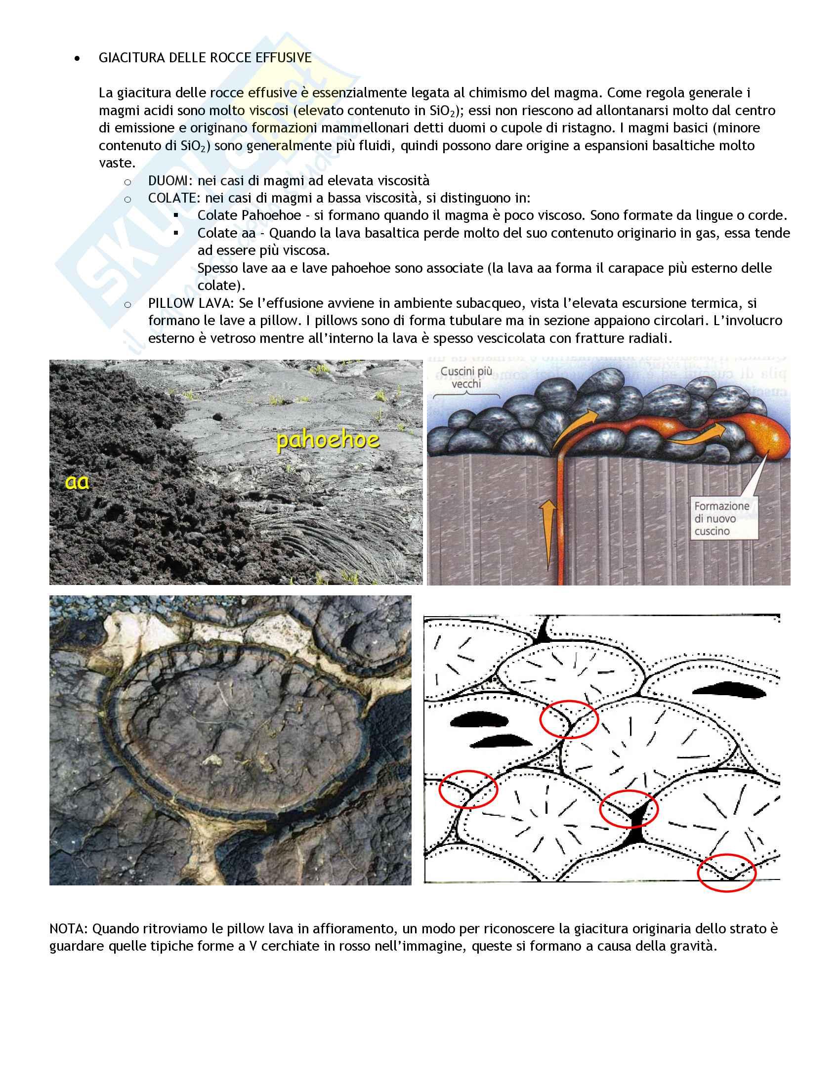 Petrografia del magmatico e metamorfico con accenni di petrologia - Esame petrografia Pag. 11