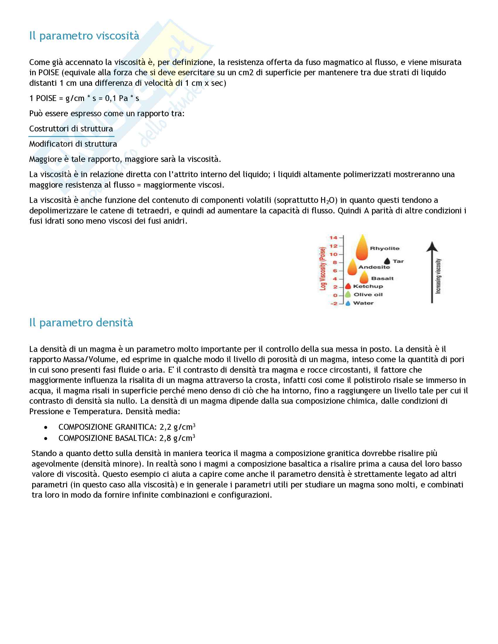 Petrografia del magmatico e metamorfico con accenni di petrologia - Esame petrografia Pag. 6