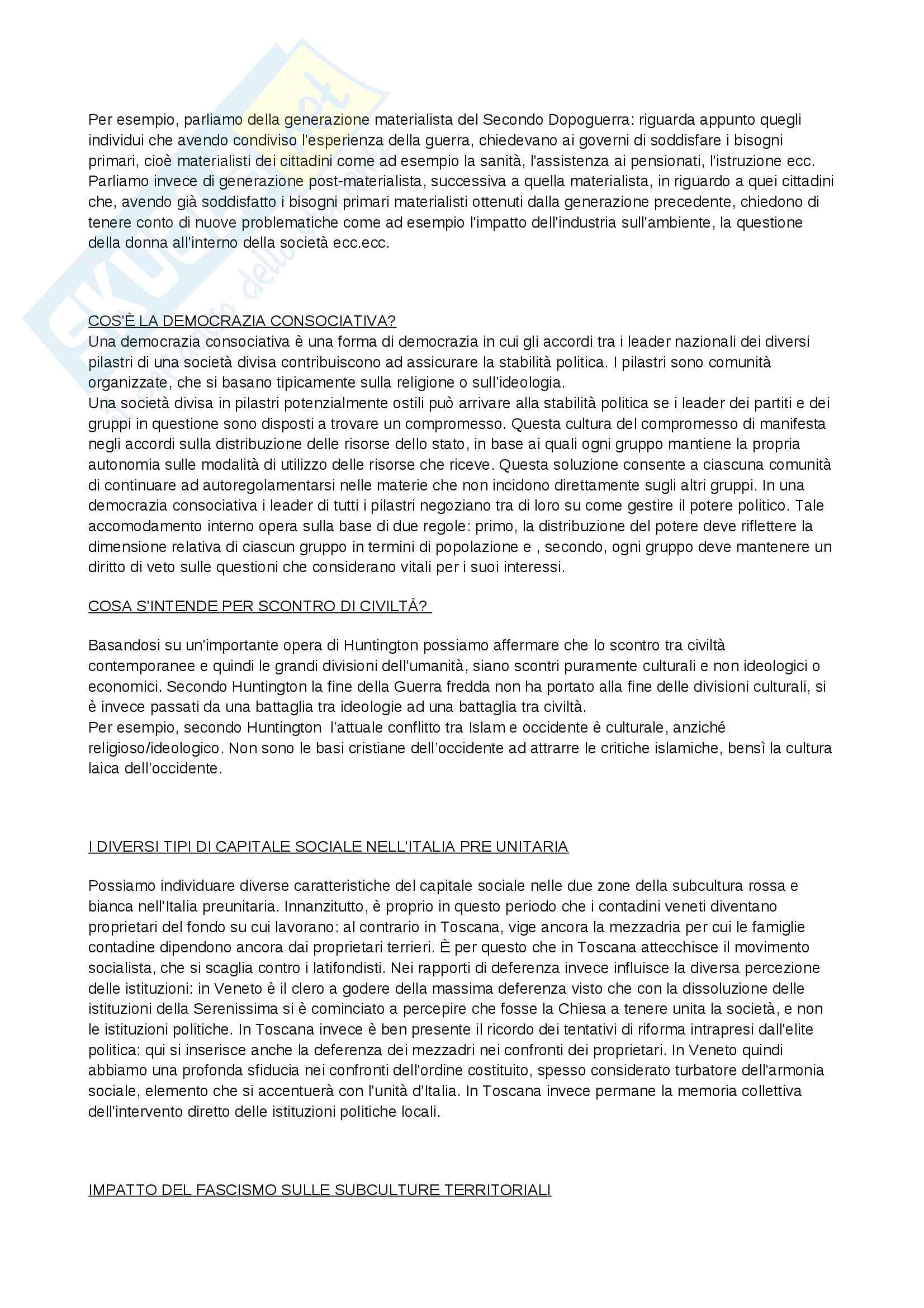 Domande & Risposte - Scienza Politica - Almagisti Pag. 11