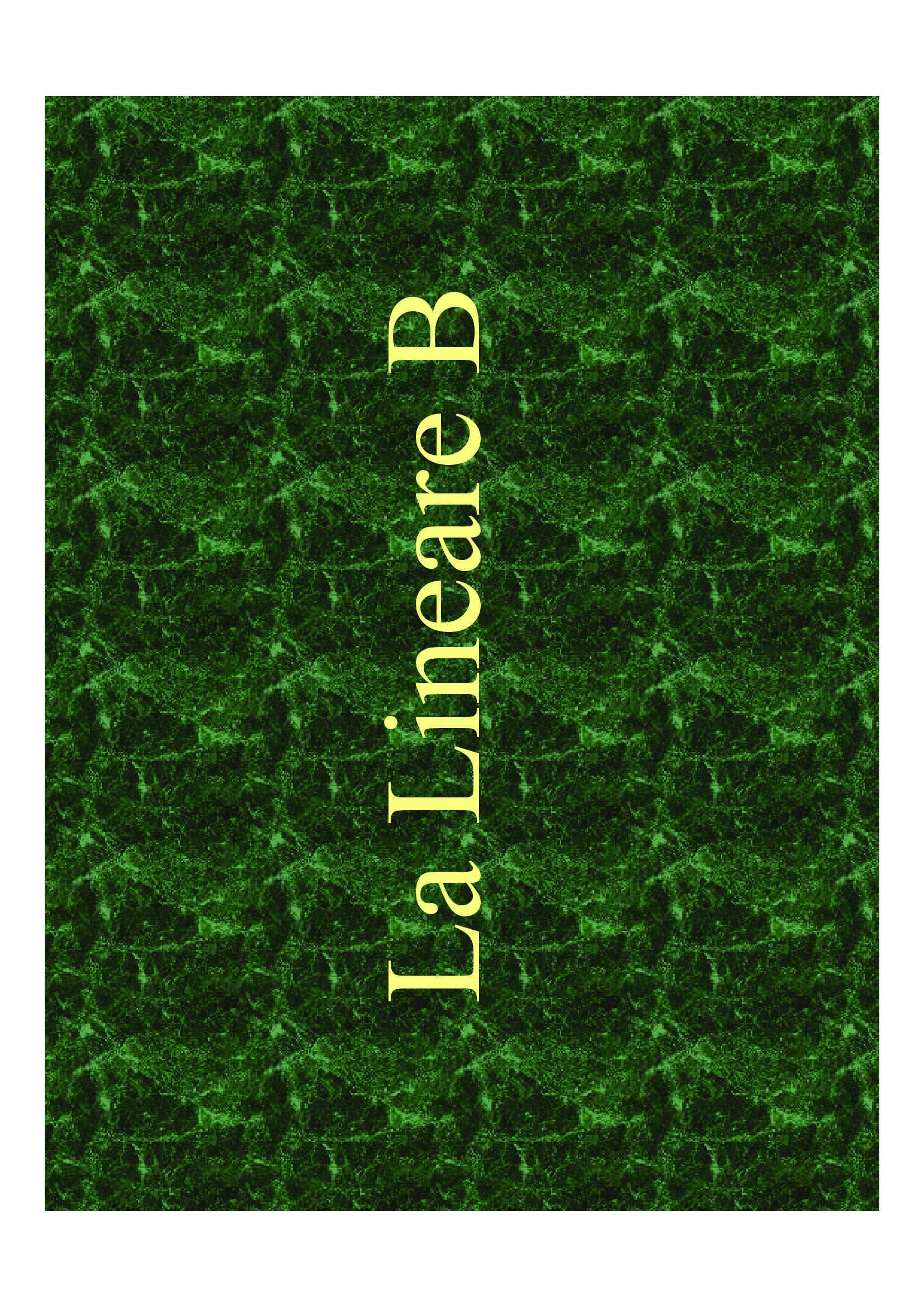 Tavolette in lineare B