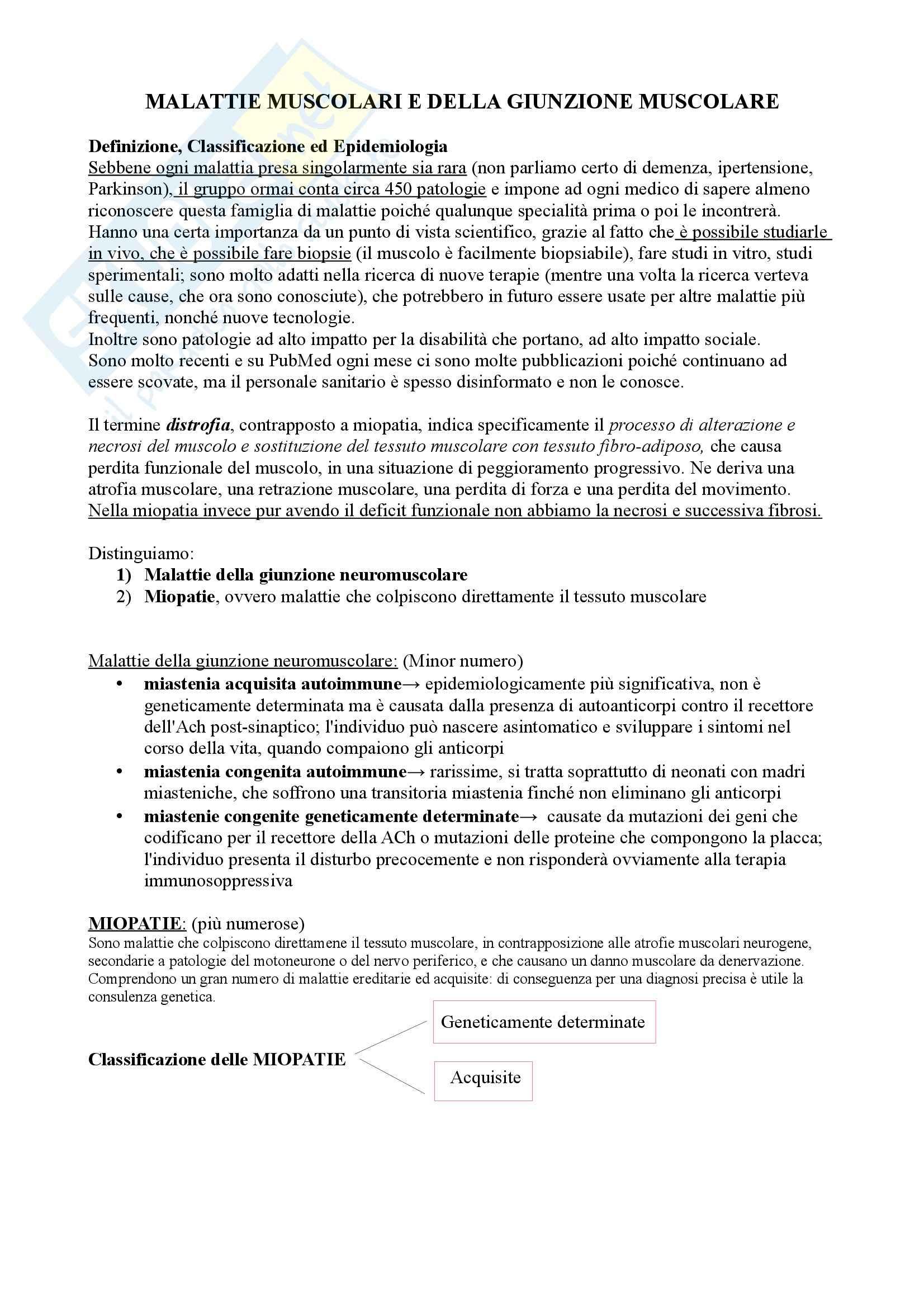 appunto L. Pinessi Neurologia
